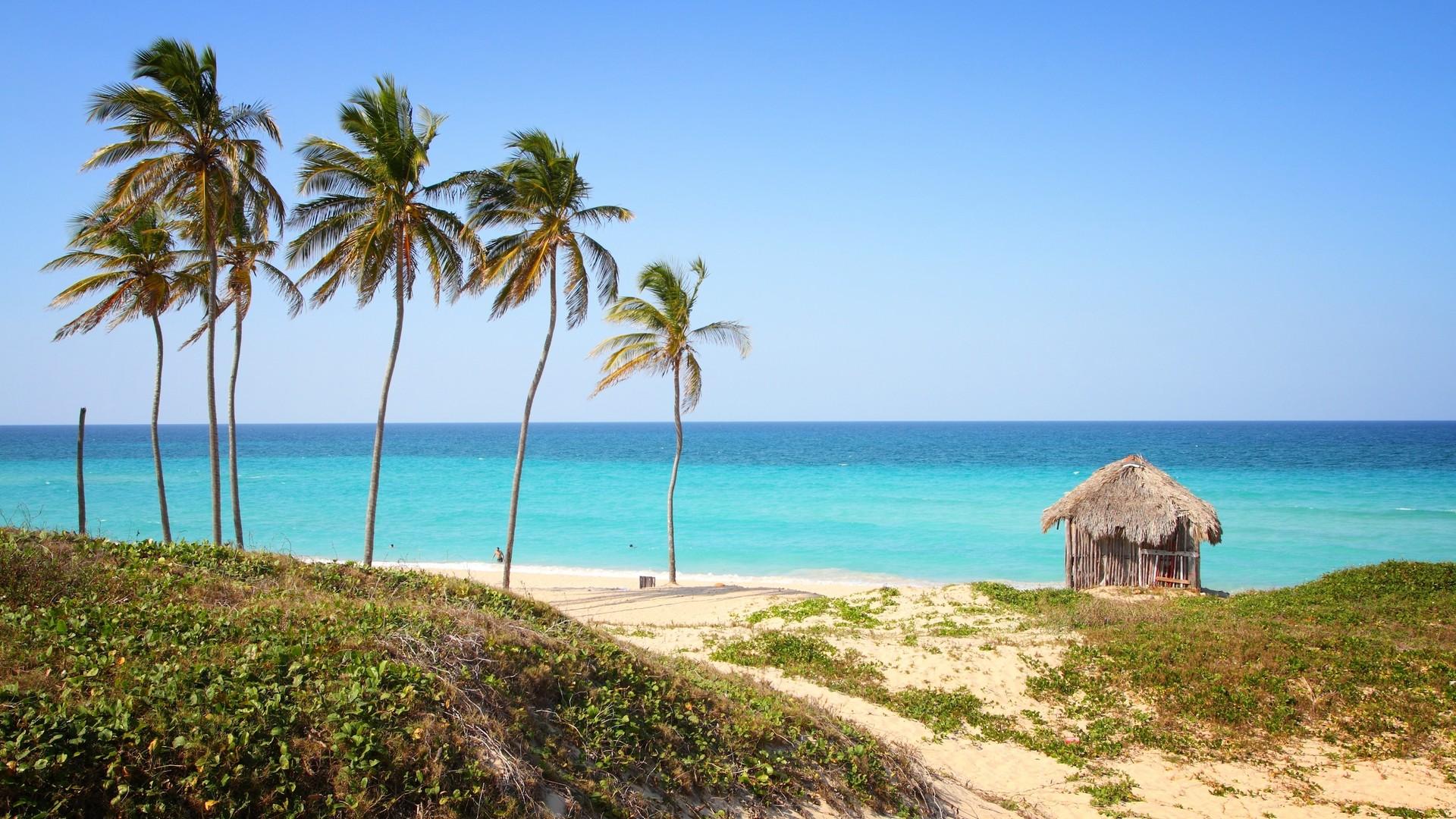 Beach near Havana