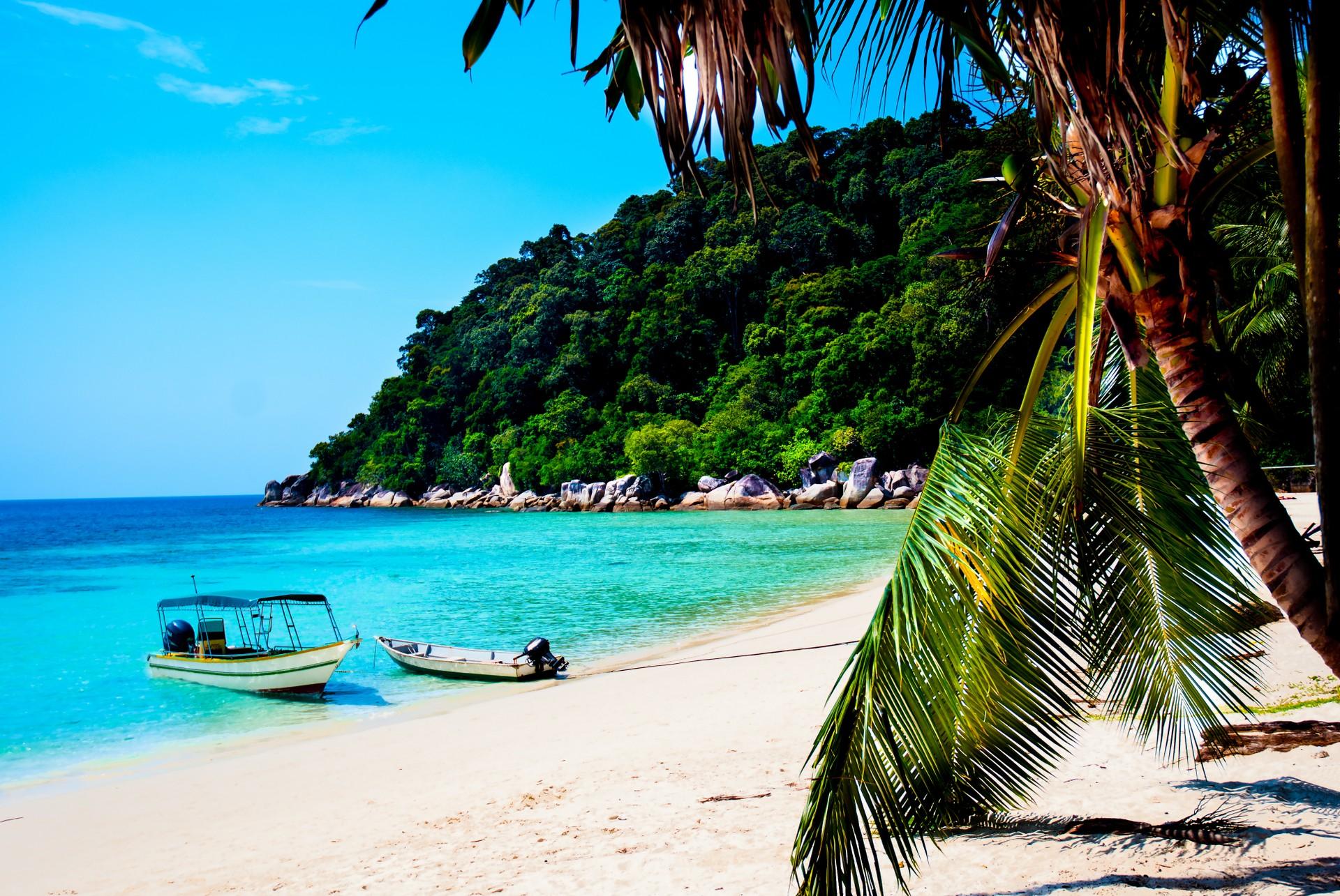 Perhentian Islands Malaysia beach