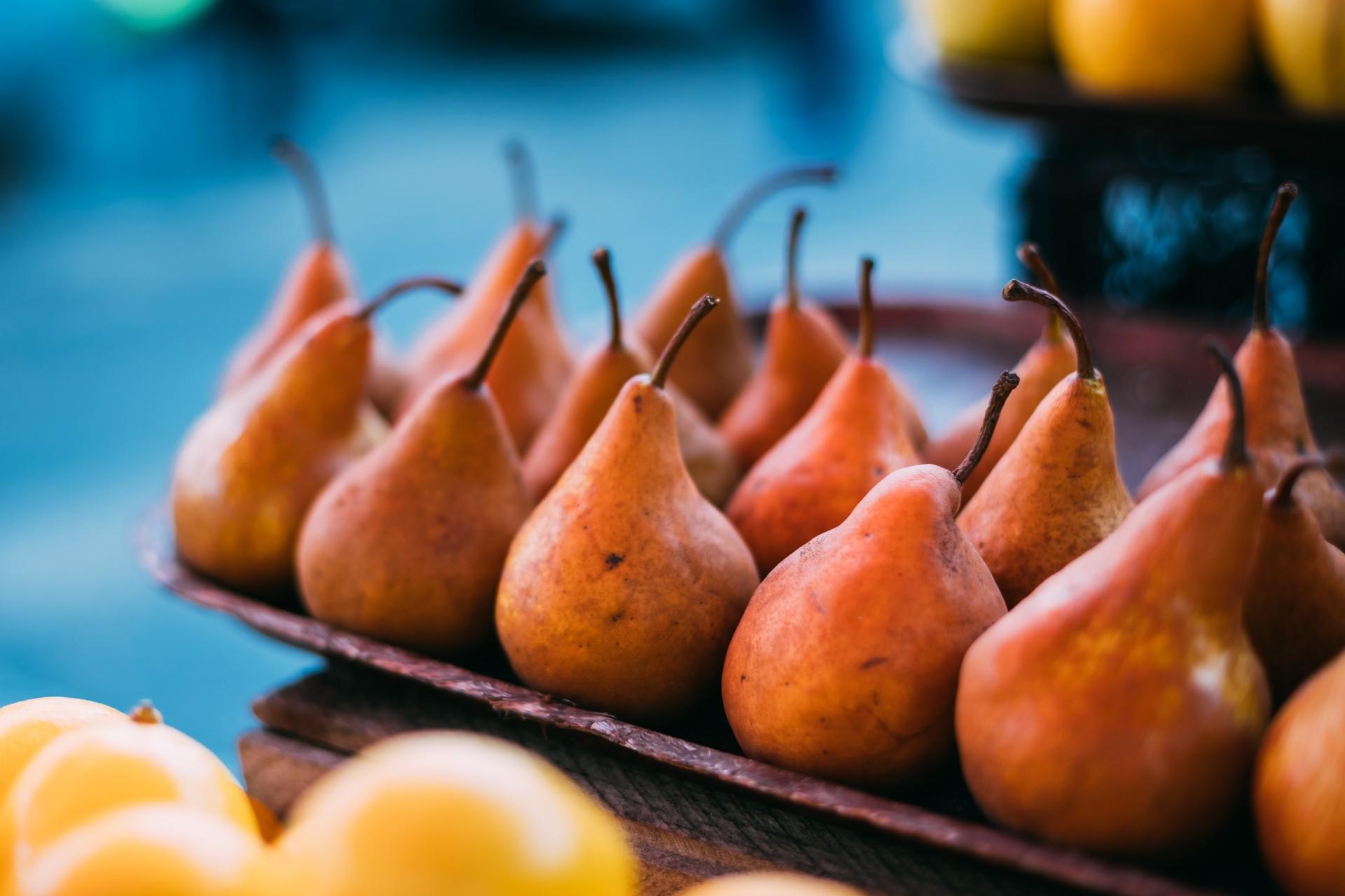 Georgia food tour - Fruit stall