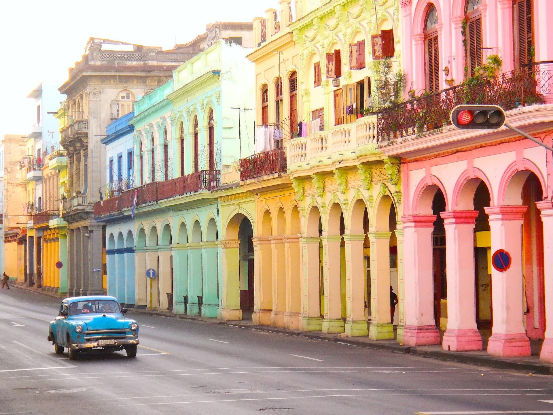 Following in Hemingway's Footsteps: Havana Streets