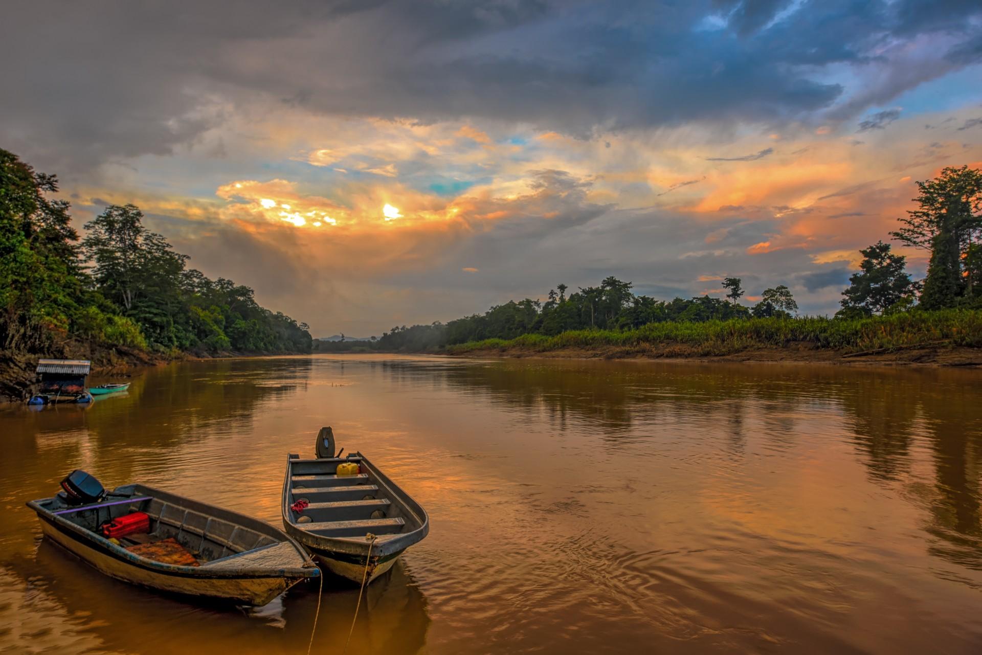 Top 10 scenic journeys: Kinabatangan River