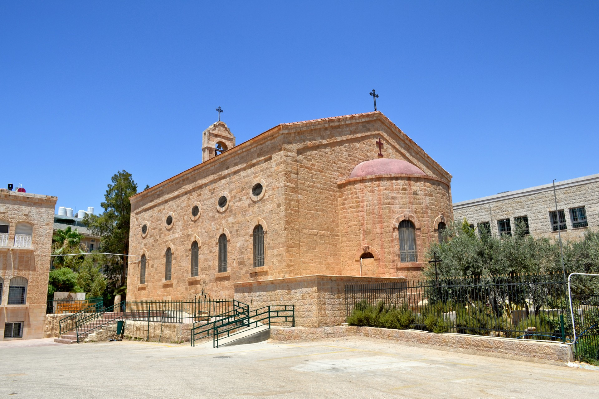 St George's Church, Madaba, Jordan