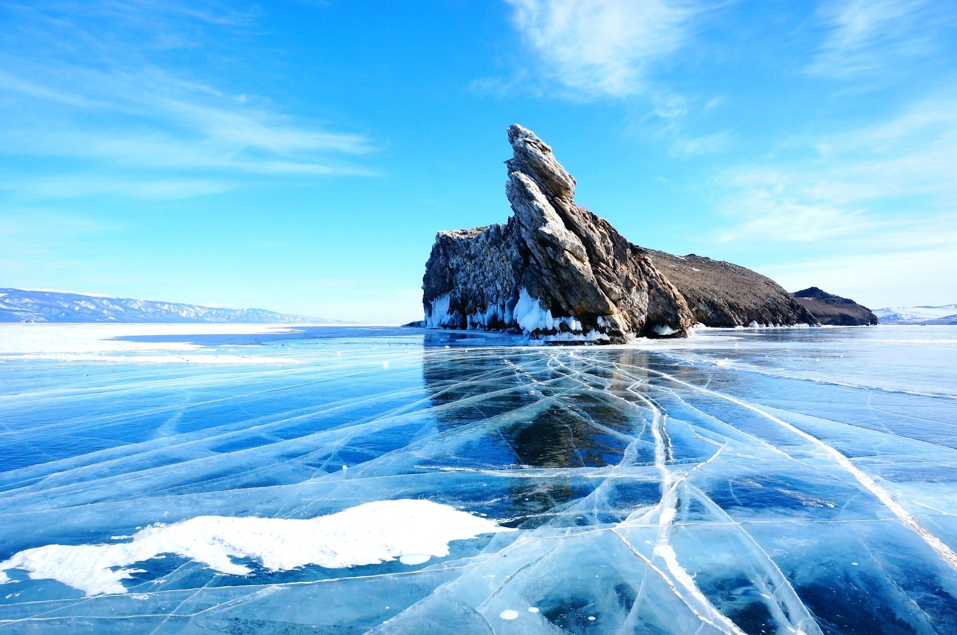 Olkhon island, Russia