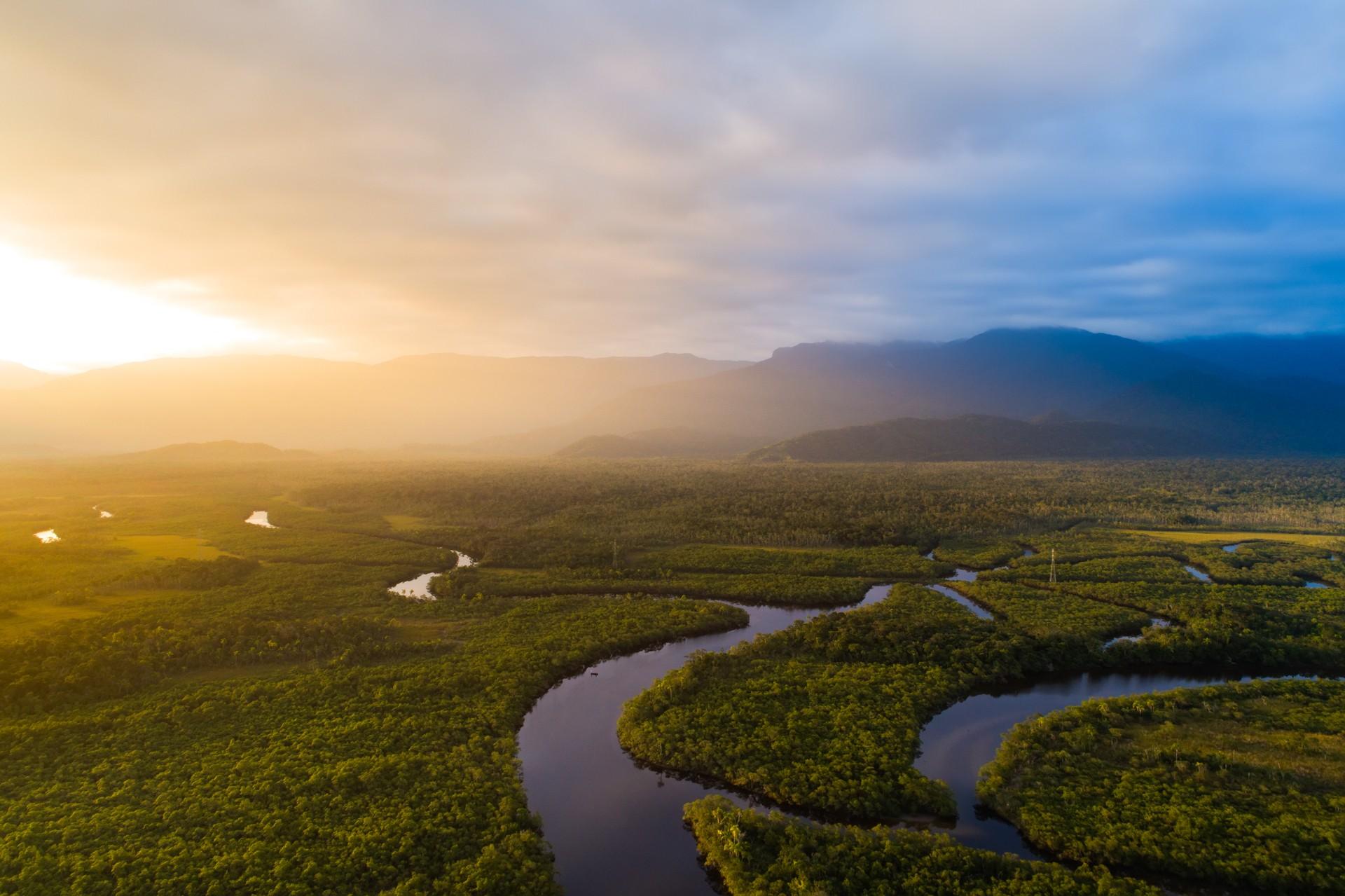 Ultimate holiday destinations: Amazon Rainforest