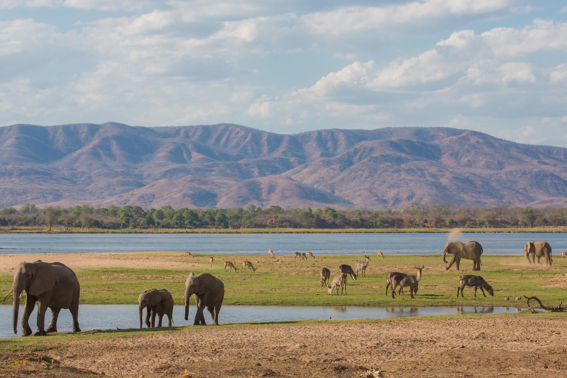 Zimbabwe's best natural attractions: Zambezi River