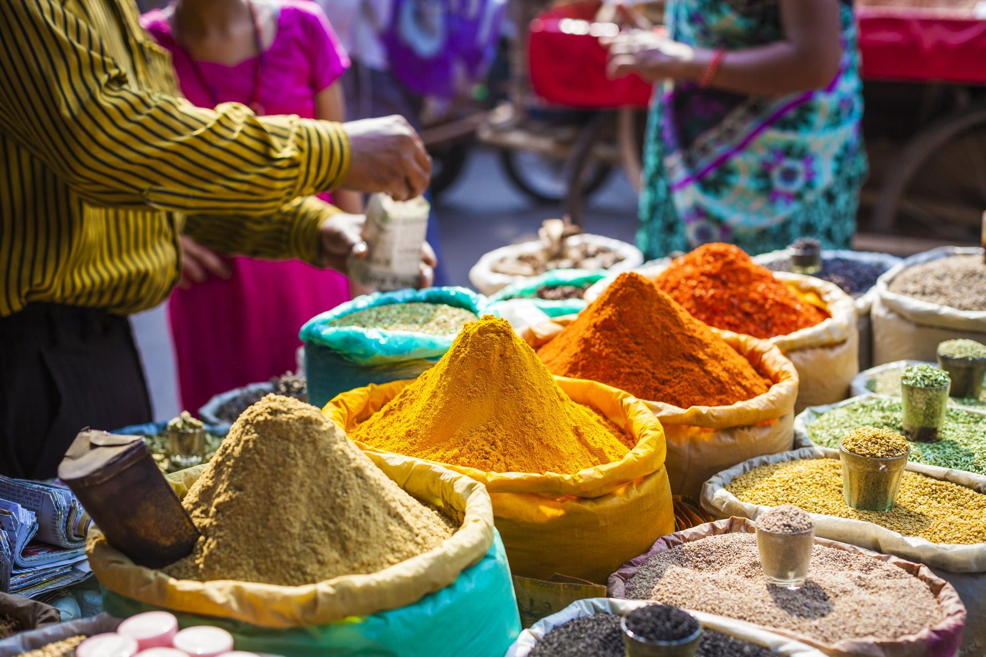 World's most marvellous markets: Chadni Chowk