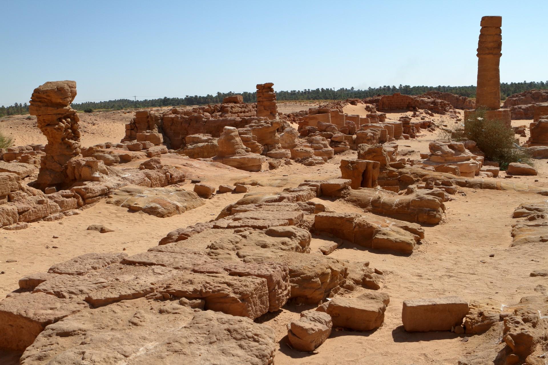 Best things to do in Sudan: Jebel Barkal