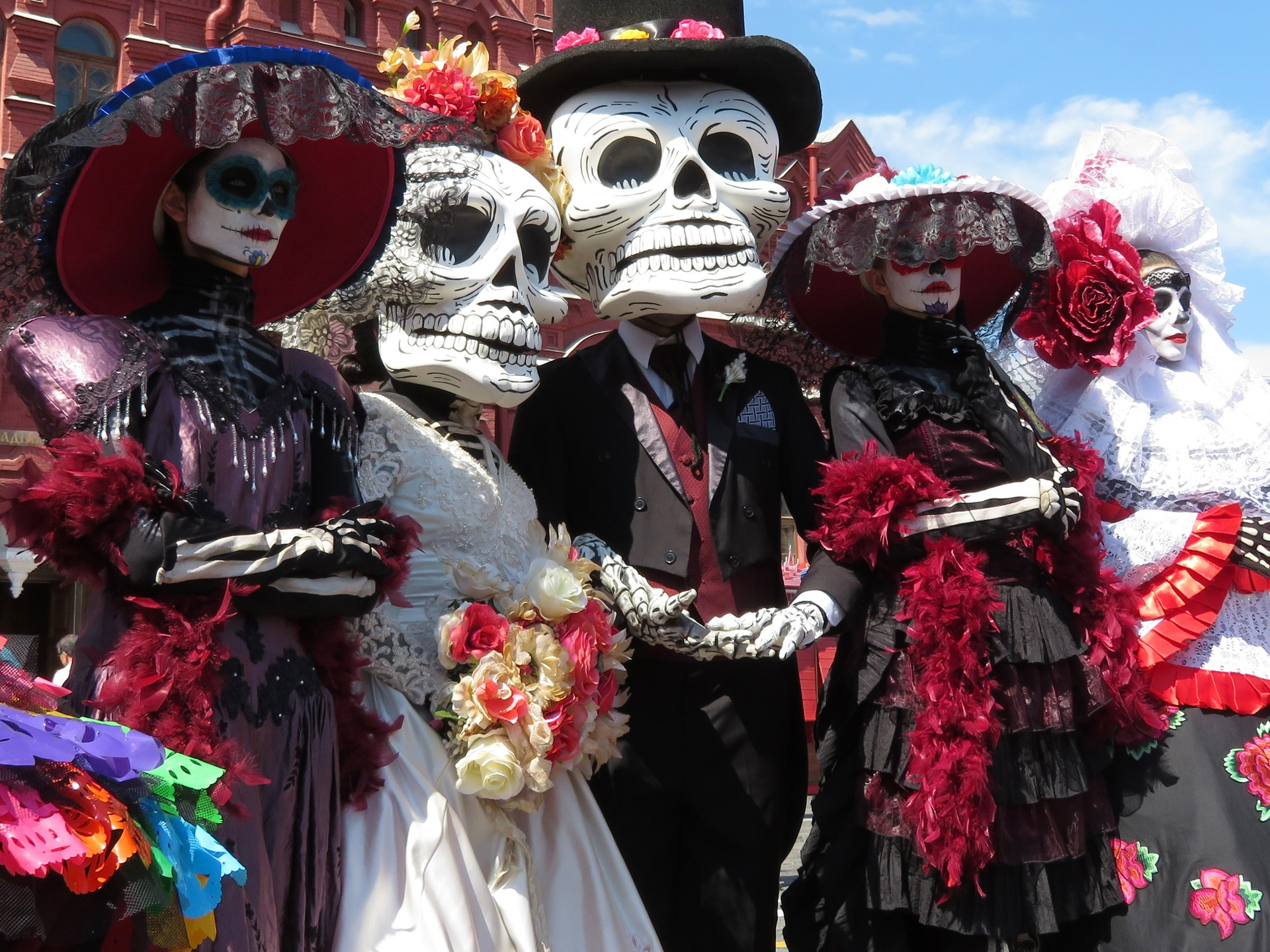 How to experience Mexico's famous Day of the Dead: Mexico City