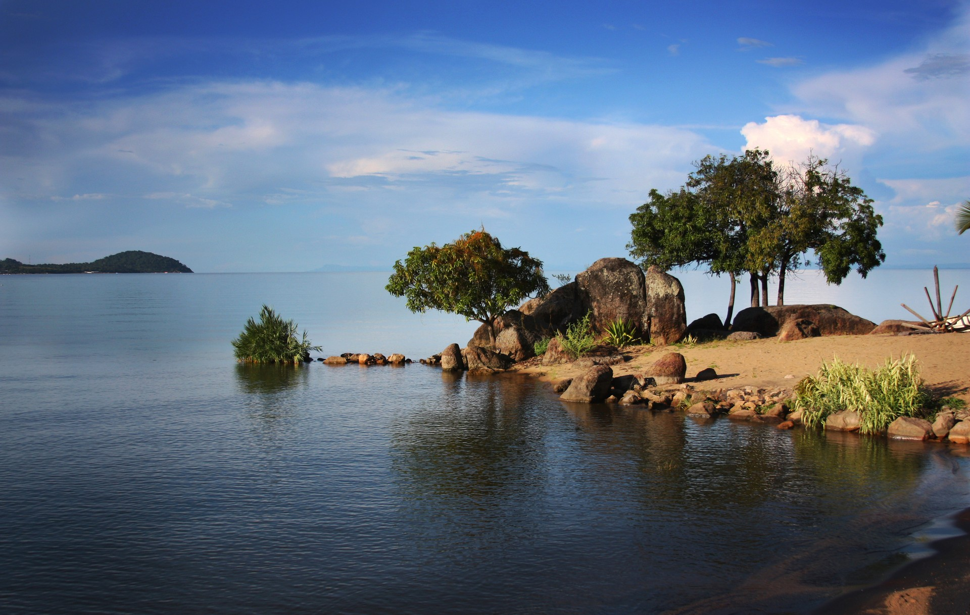 The best places to go wild swimming: Lake Malawi