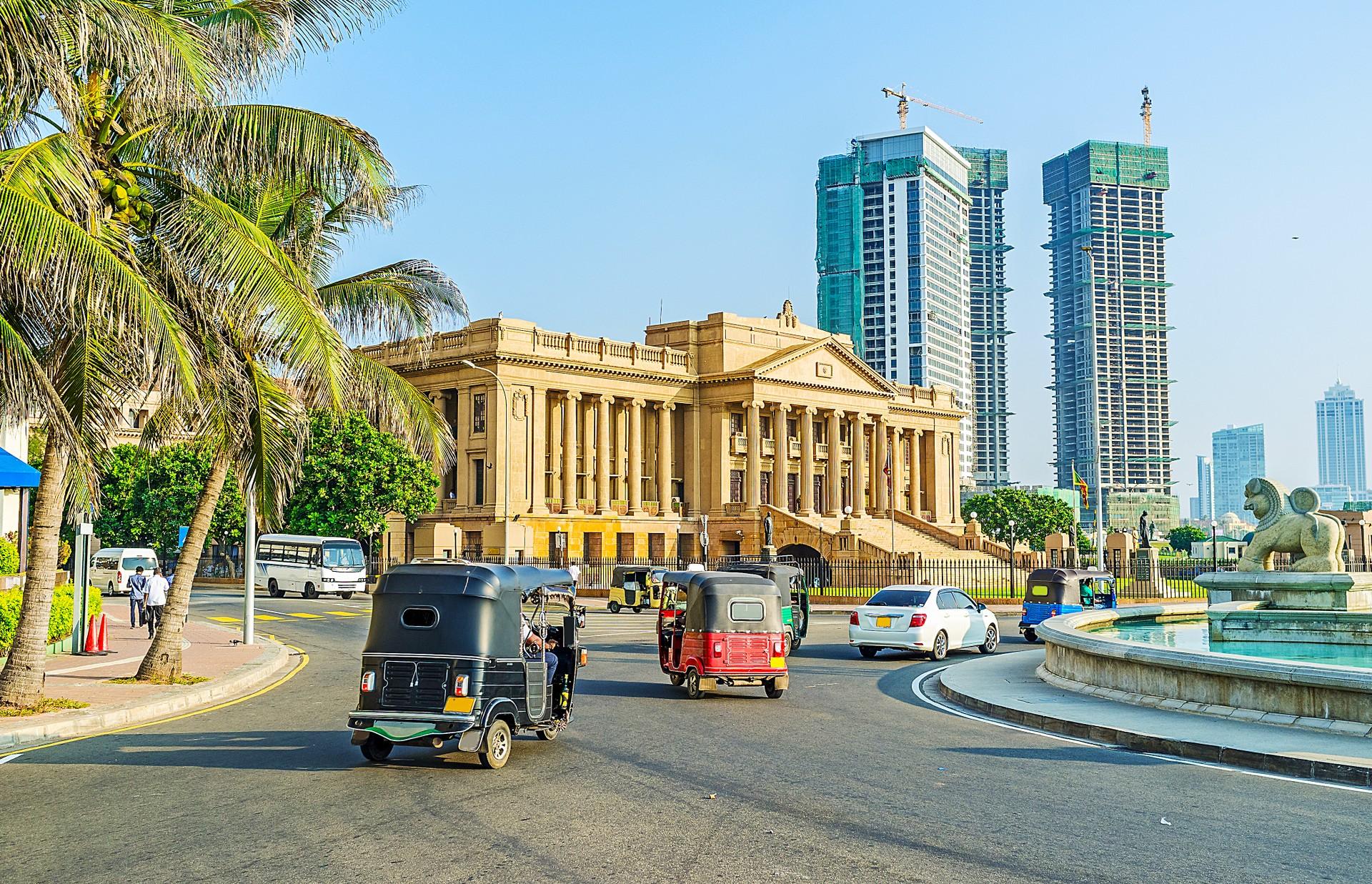 Sri Lanka holidays: Colombo