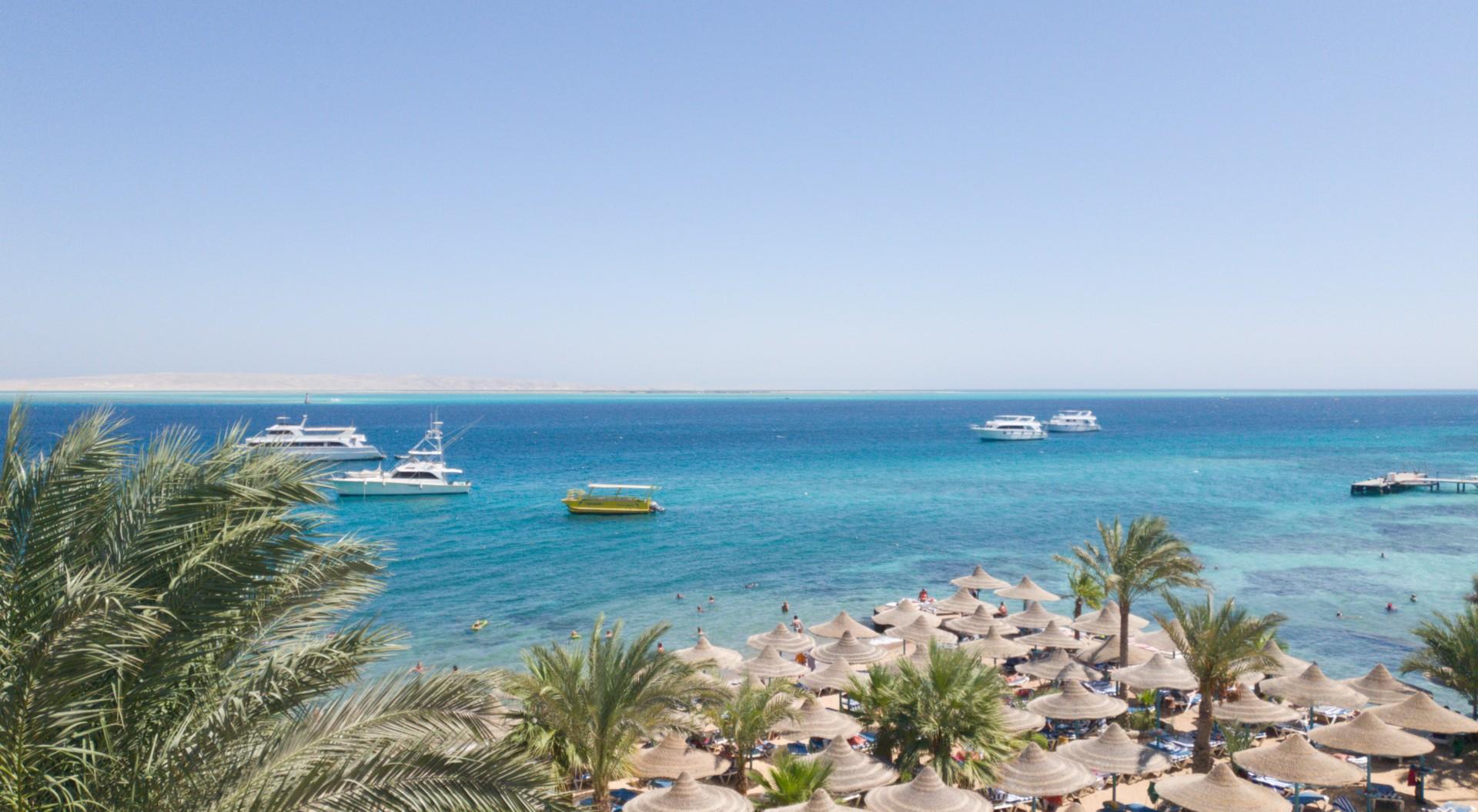 Egypt's Red Sea coas