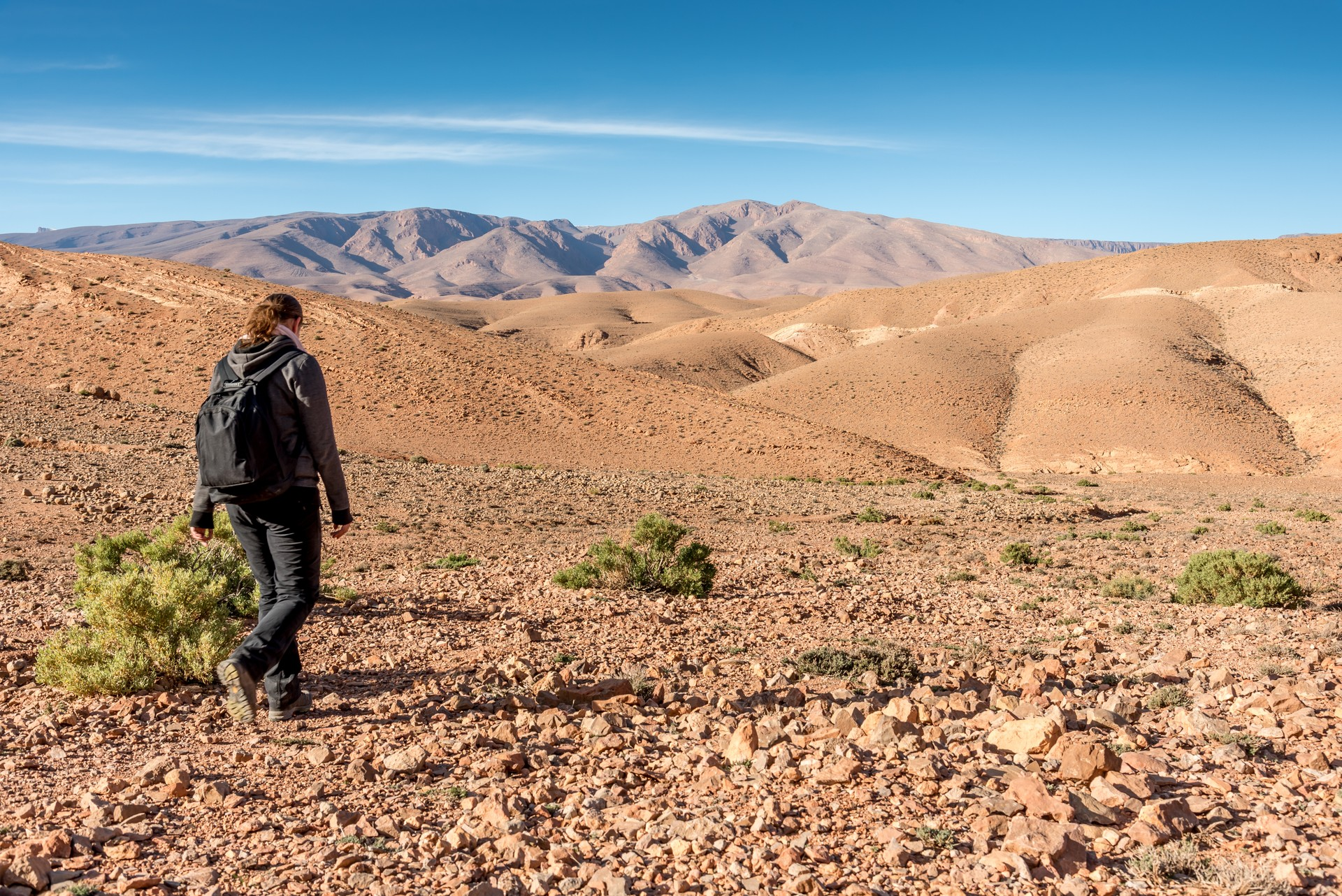 Taroudant: an alternative to Marrakech: Trekking in the Andes