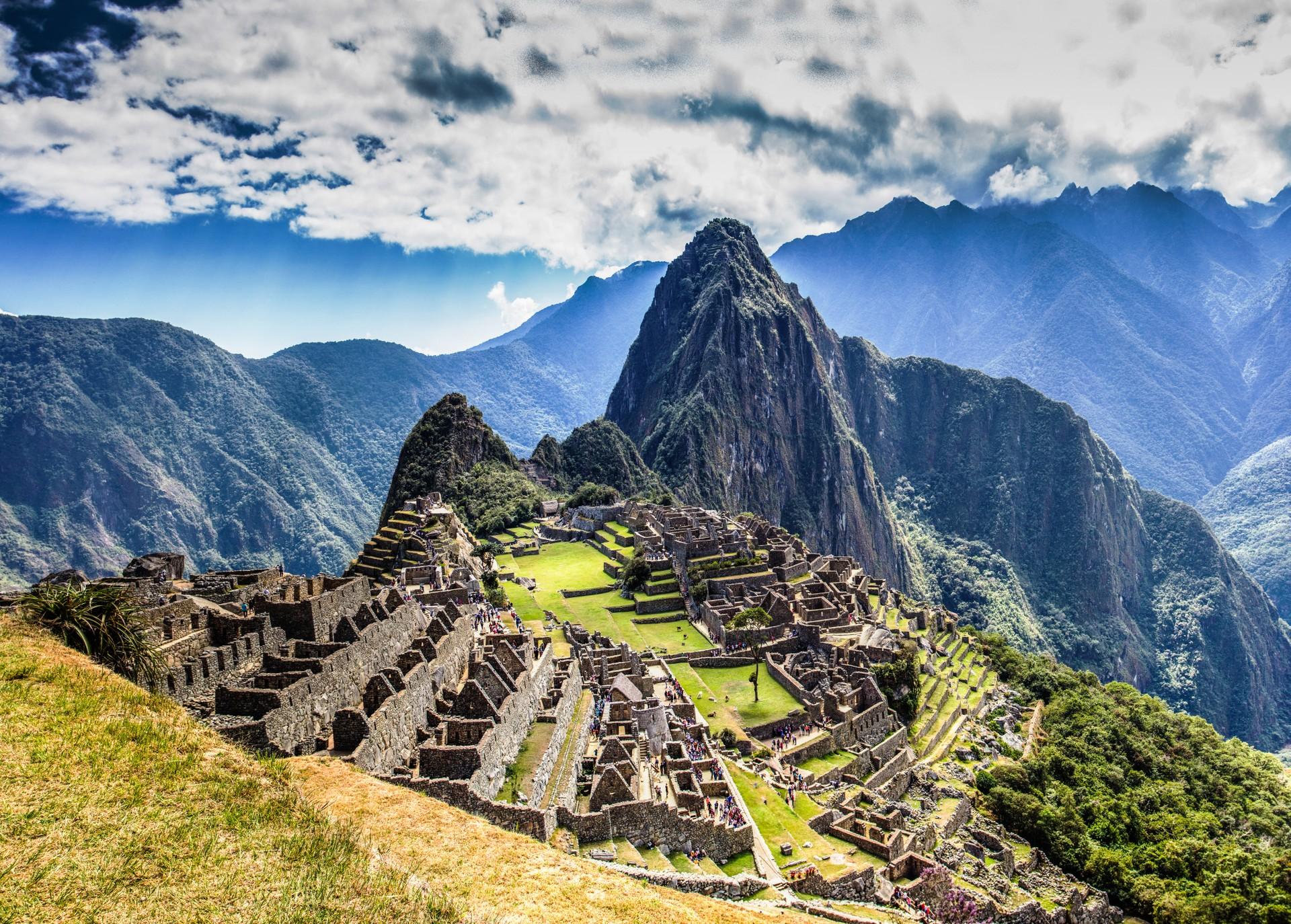 Ultimate holiday destinations: Machu Picchu