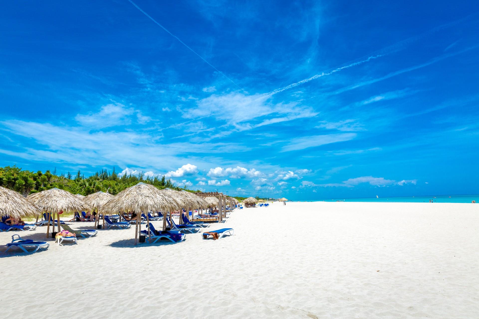 Varadero beach is one of Cuba's best family friendly resorts