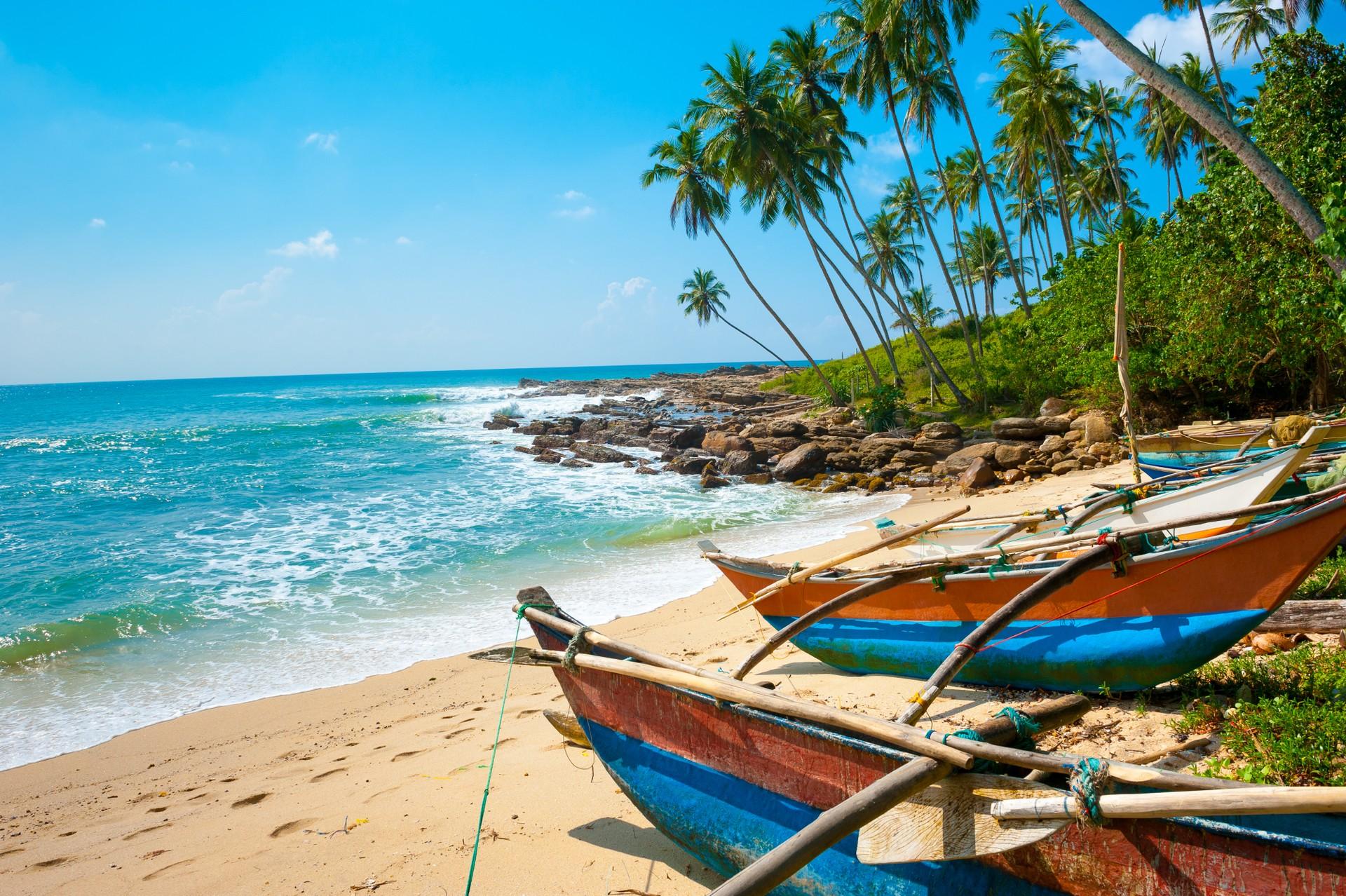 Sri Lanka holidays: Balapitiya beach