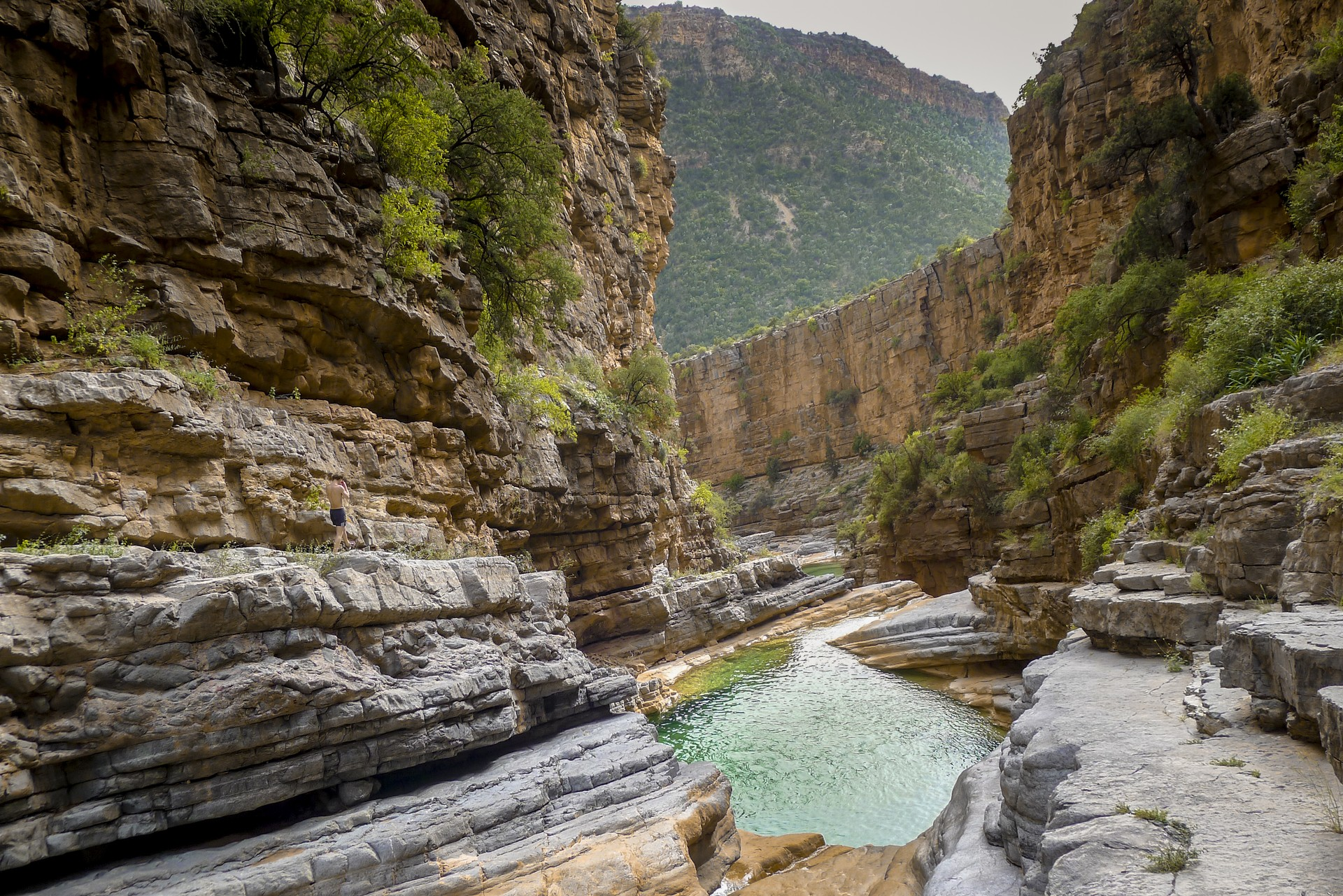 The best places to go wild swimming: Paradise Valley