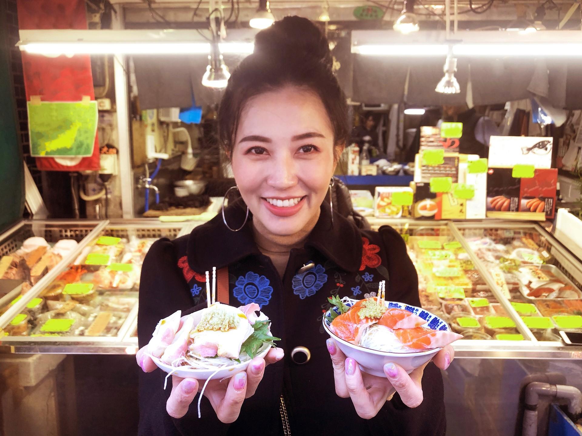 World's most marvellous markets: Tsukiji fish market