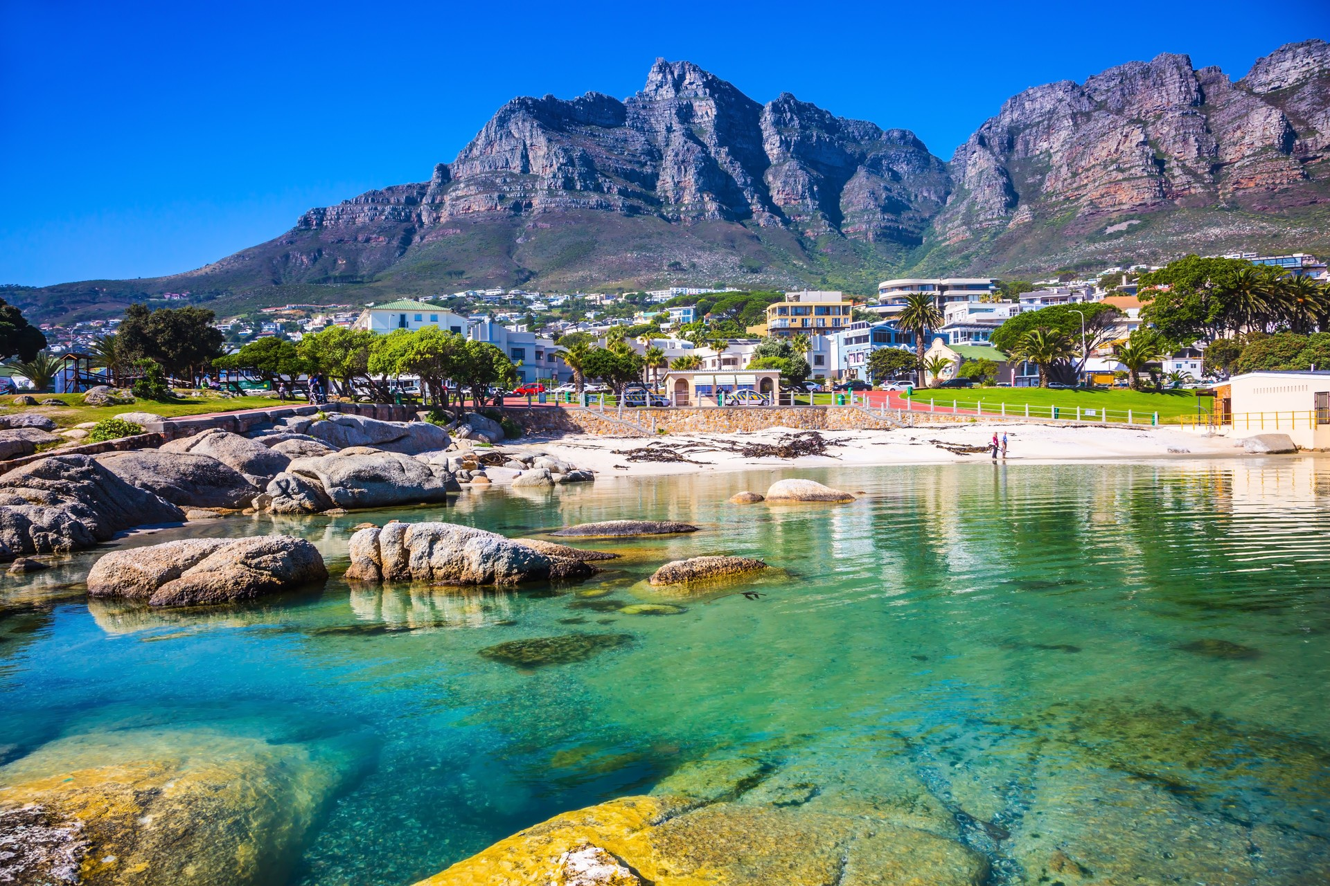 Suburb in Cape Town