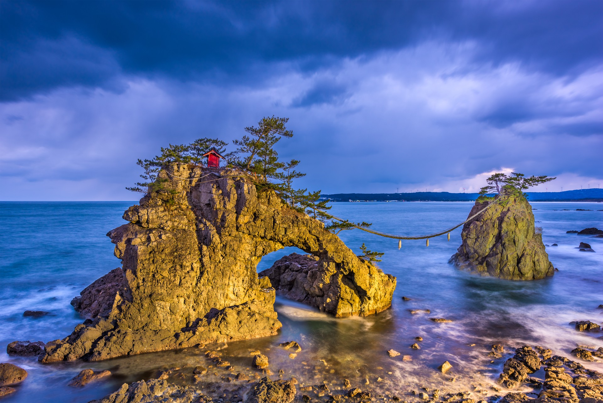 Noto Peninsula Japan