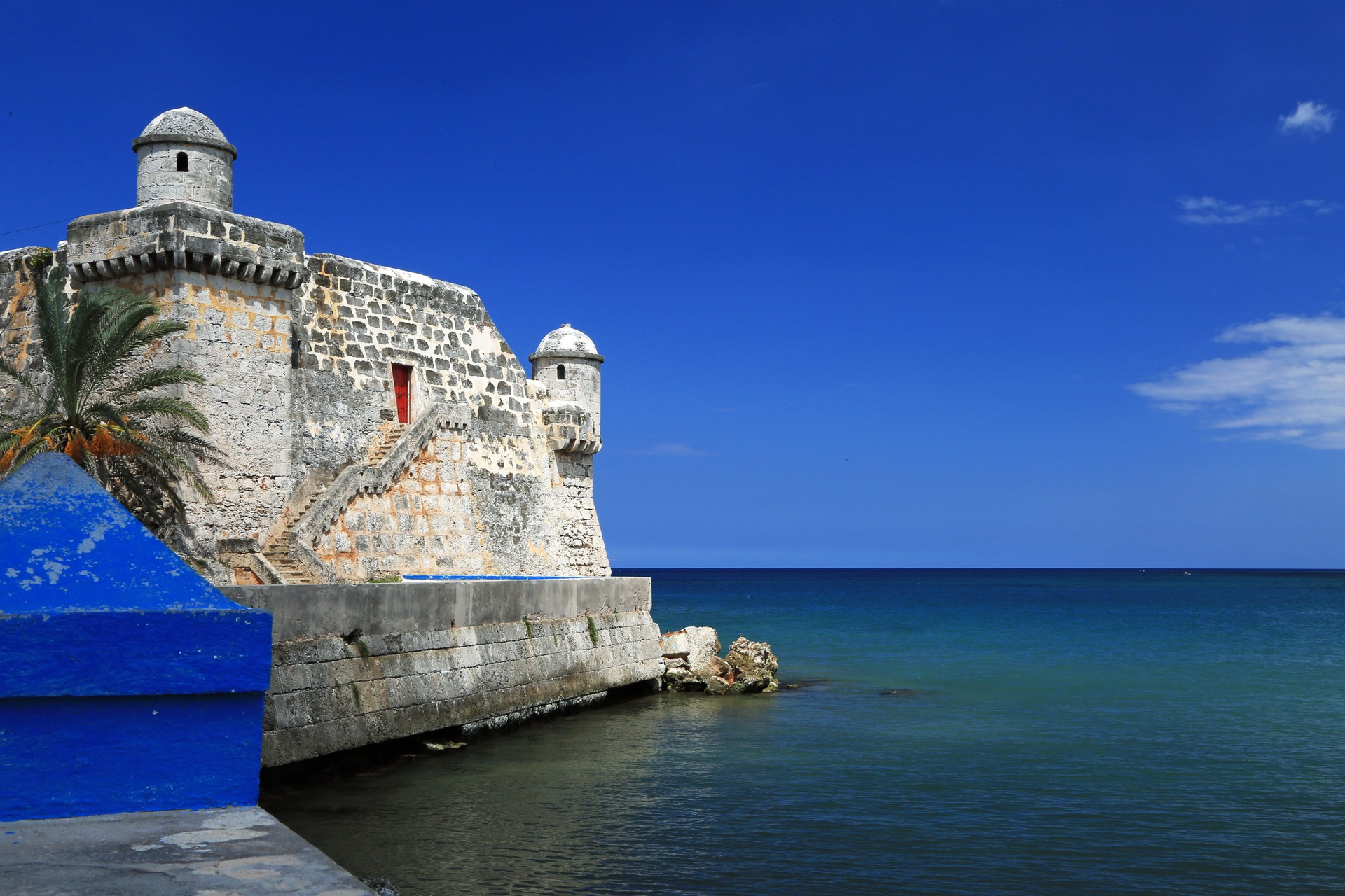Following in Hemingway's Footsteps: Cojimar Fort
