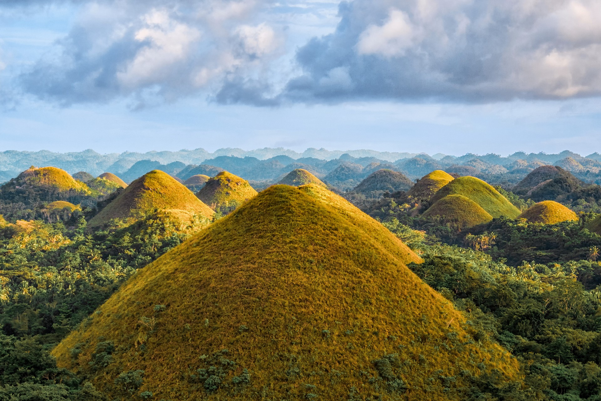 Philippines holidays: The Chocolate Hills