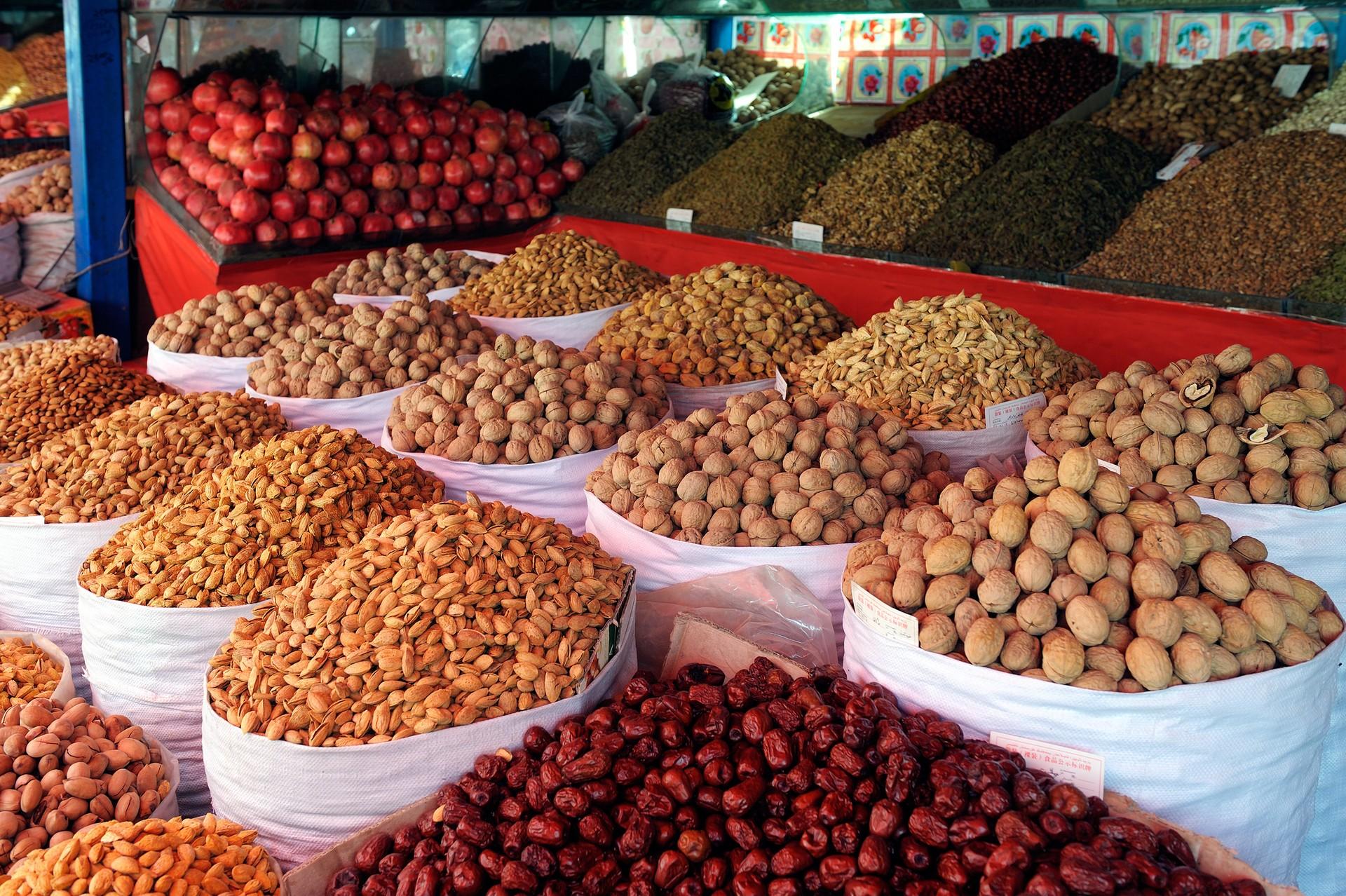 World's most marvellous markets: Kashgar Market