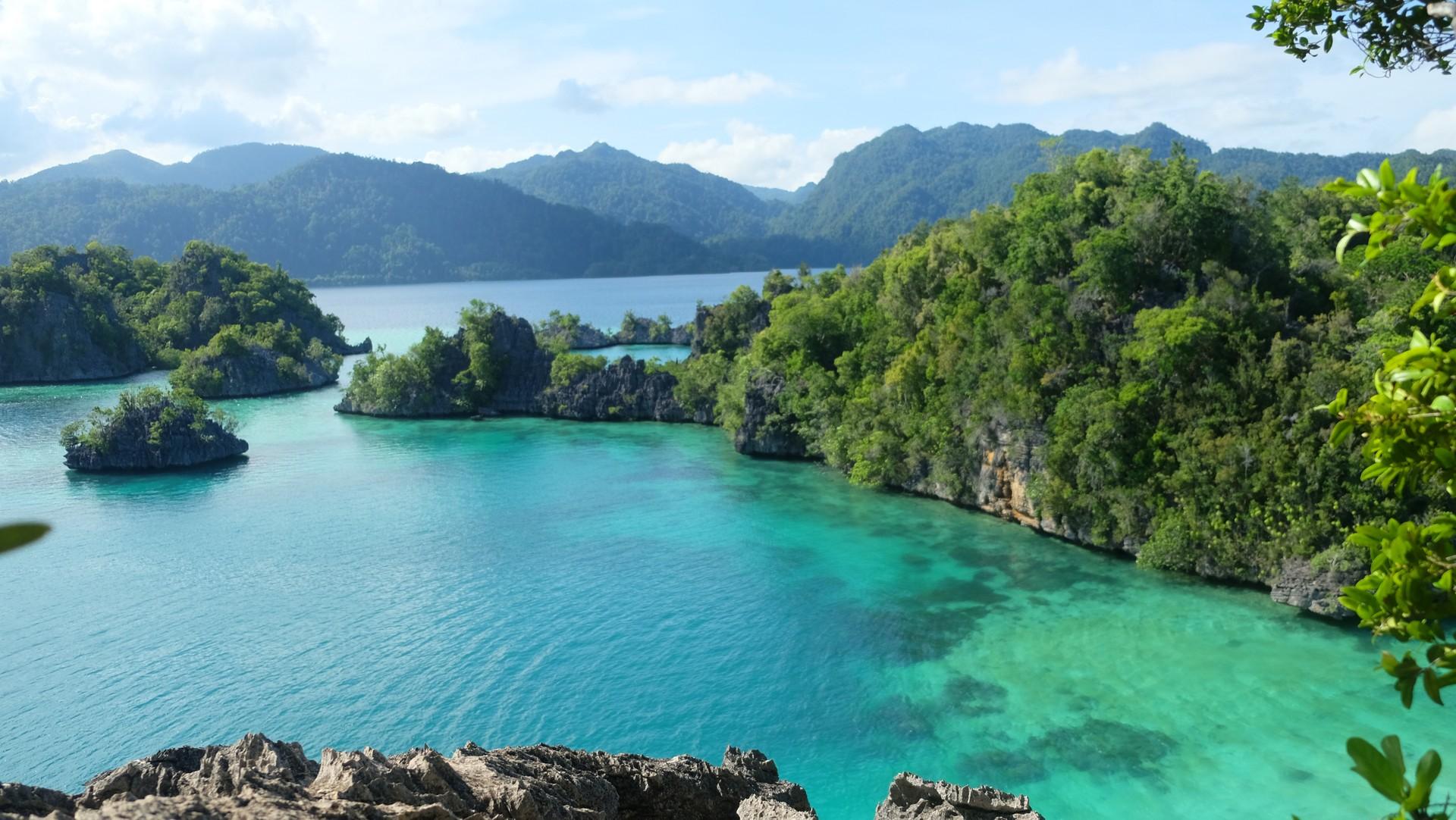 Sulawesi in Indonesia