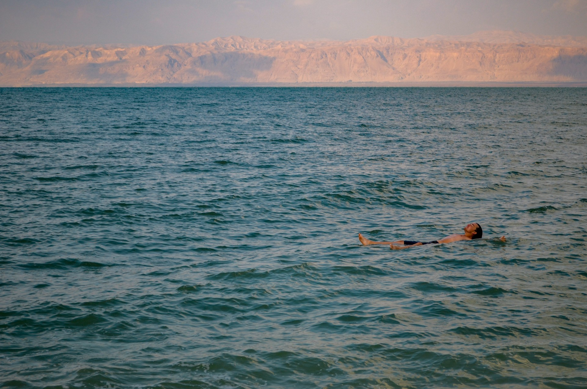 The best places to go wild swimming: The Dead Sea in Jordan
