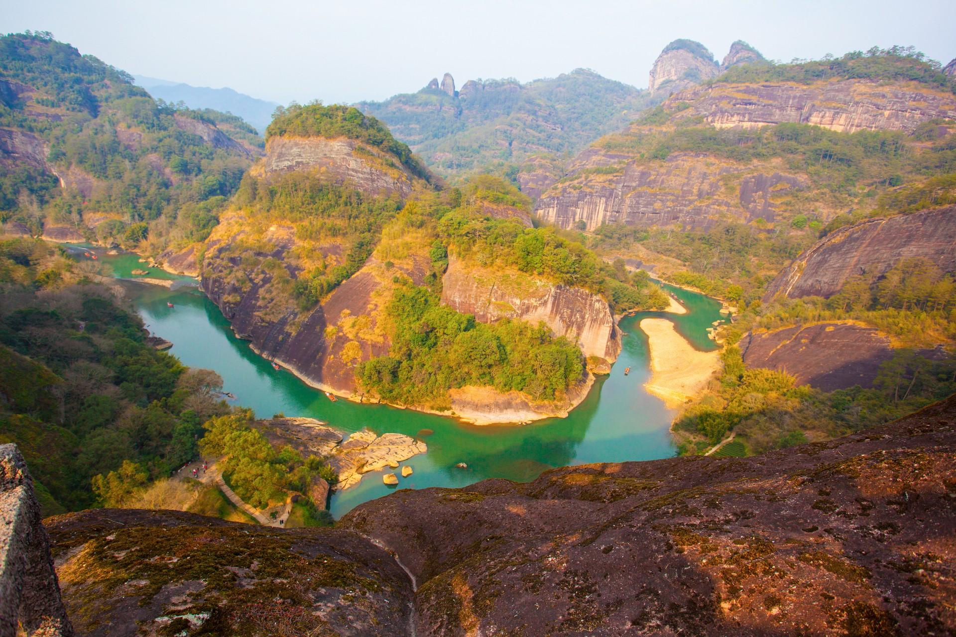 Top 10 scenic journeys: Mount Wuyi