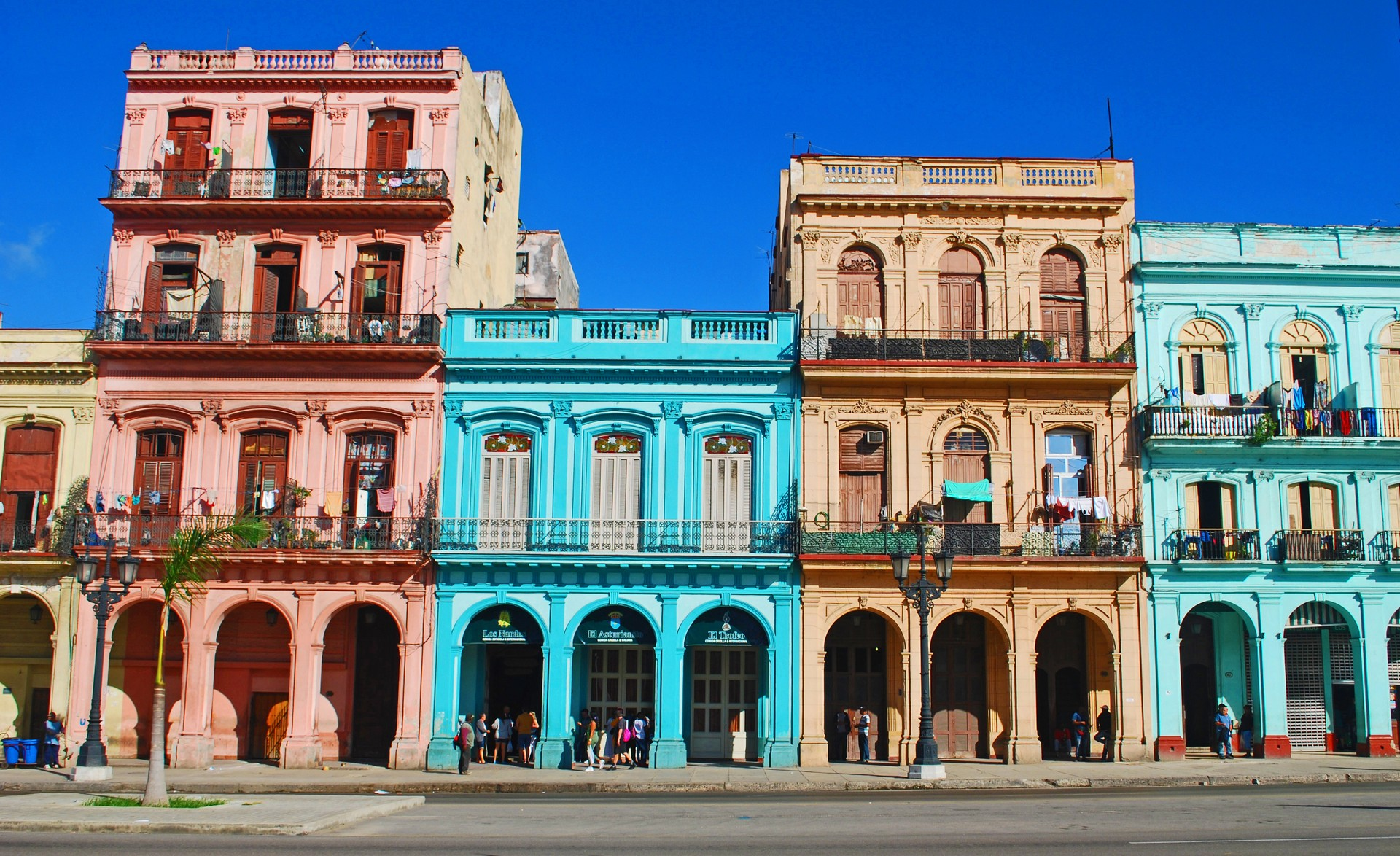 Where to go for some winter sun: Havana