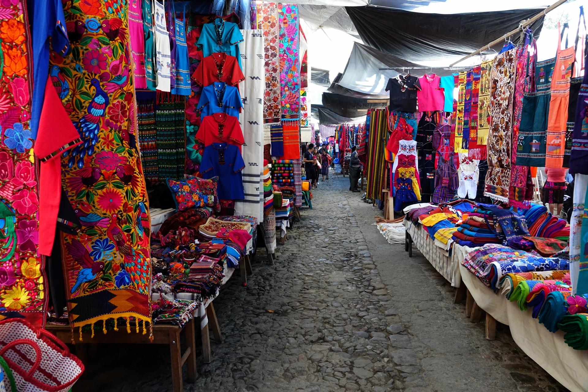 World's most marvellous market's: Chichicastenango