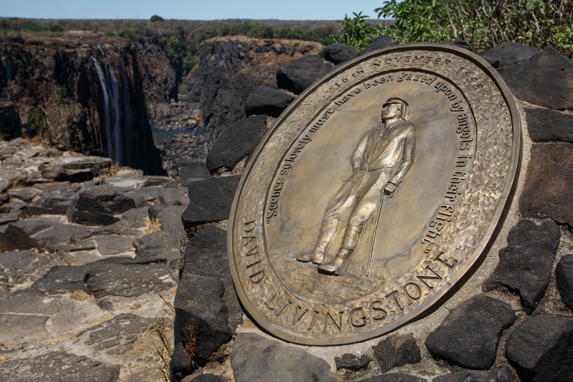 Best things to do in Zambia: Livingstone memorial