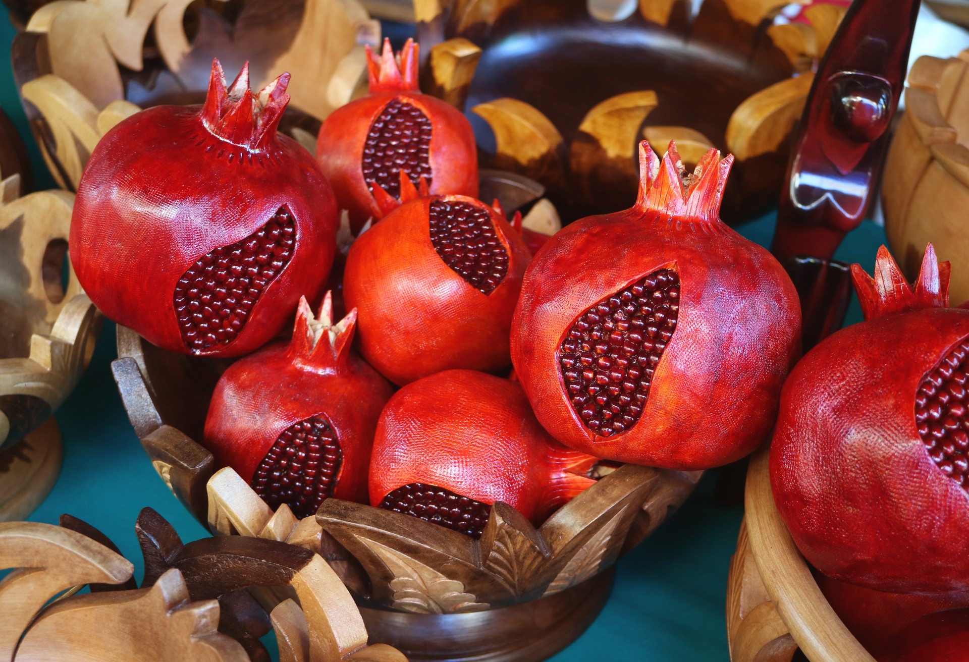 Unique New Year traditions around the world: Armenia pomegranate
