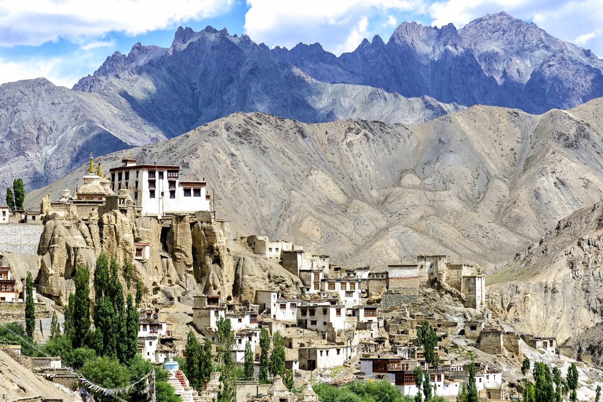 Monastery Ladakh India