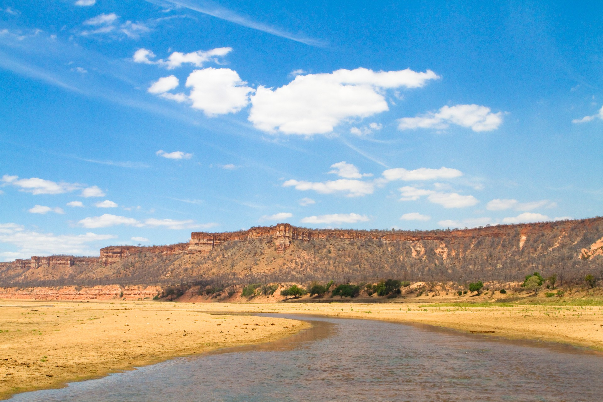 Zimbabwe's best natural attractions: Chiolojo Cliffs