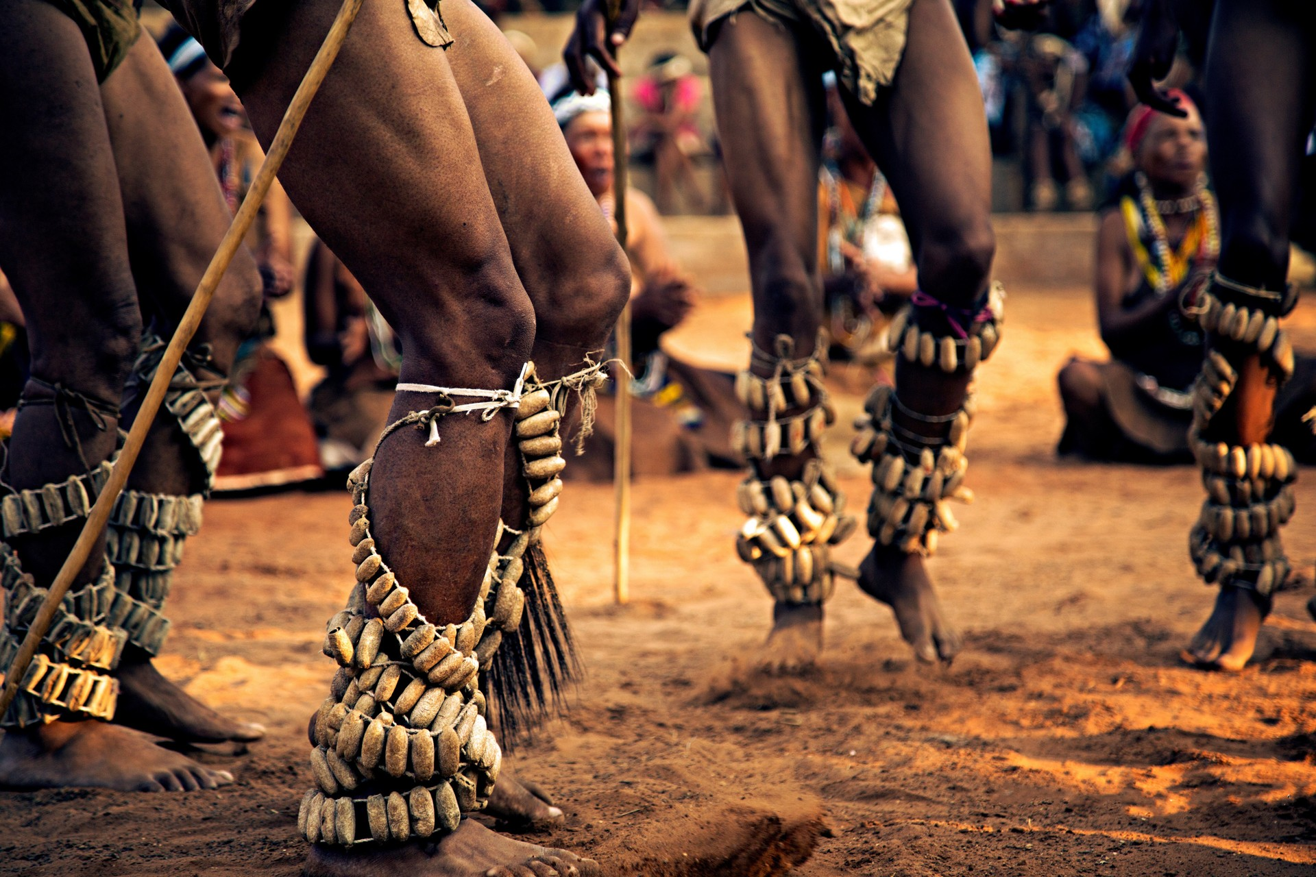 Healing and cultural transformation - the Tswana of southern Africa.