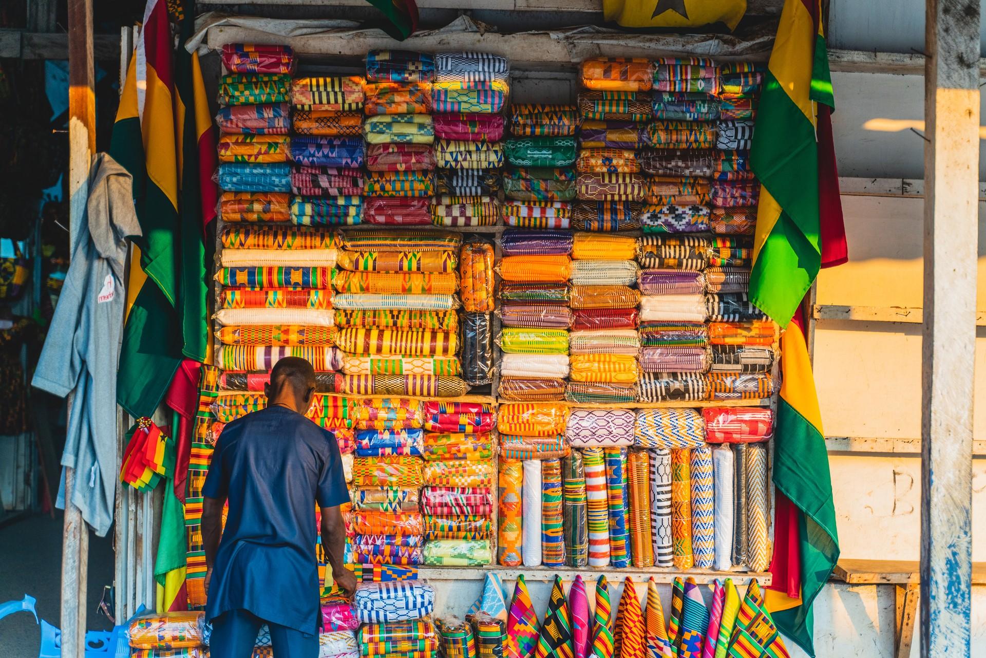 World's most marvellous markets: Makola Market