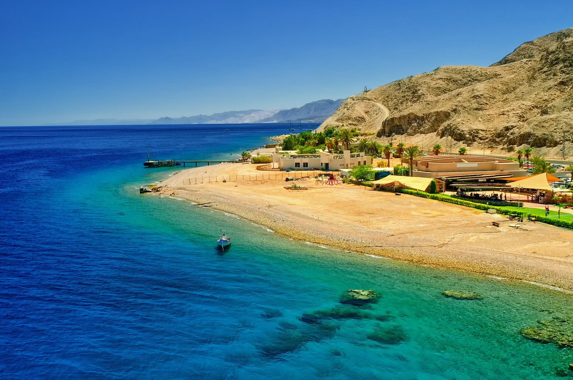 The Red Sea, Jordan