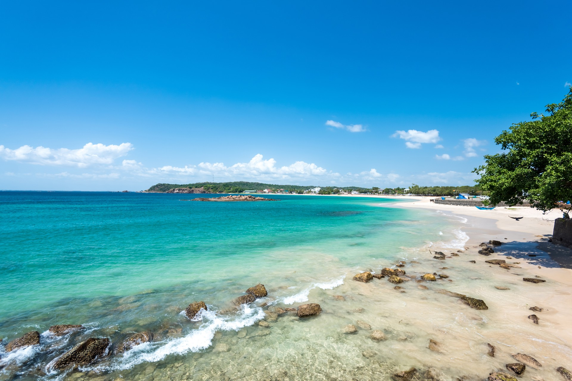 Sri Lanka holidays: Trincomalee beach