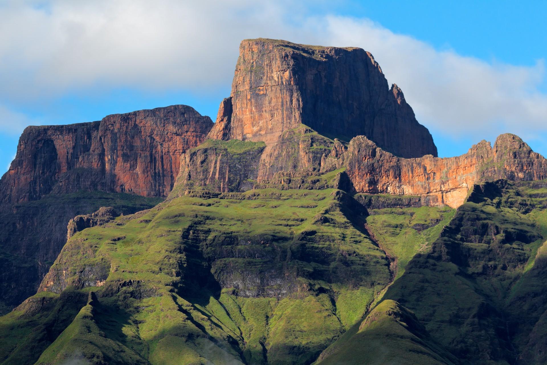 The Sentinal Peak, Drakensberg, South Africa