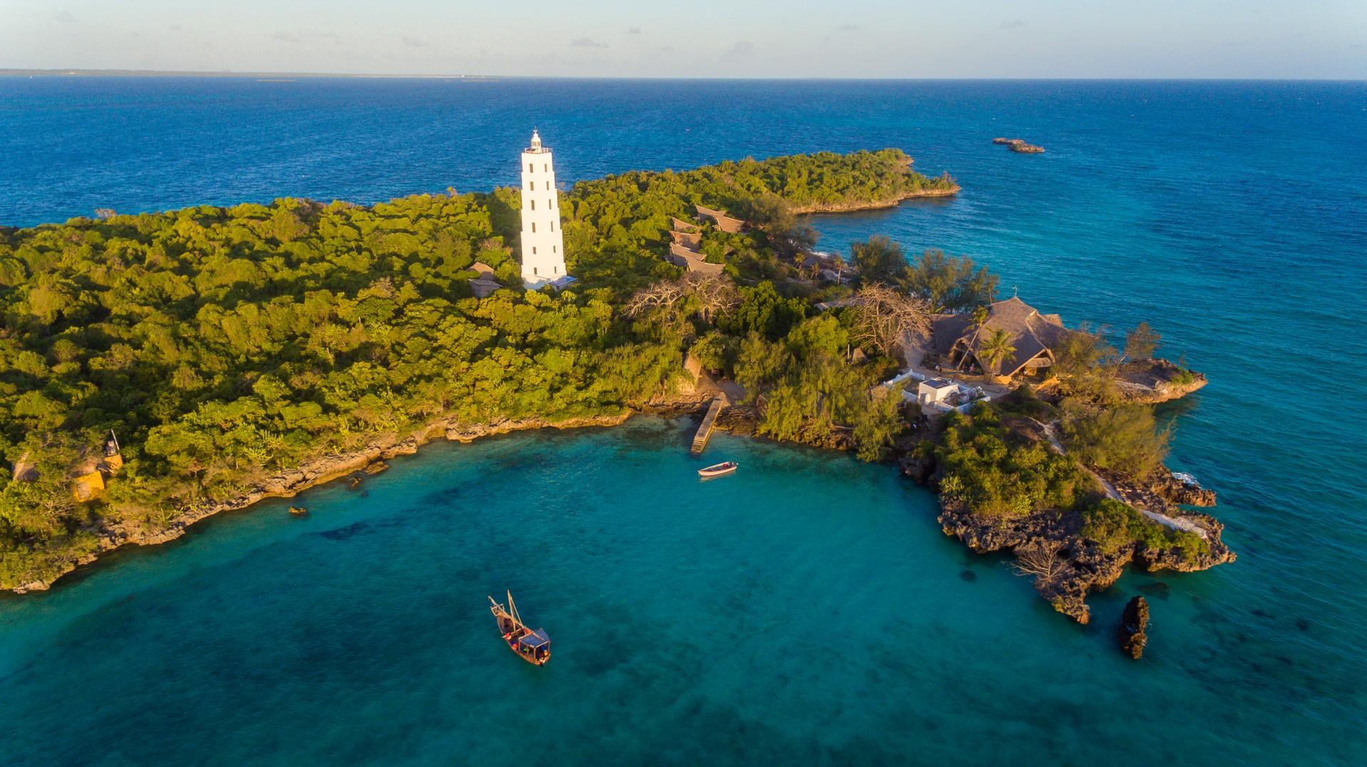 Chumbe Island Zanzibar