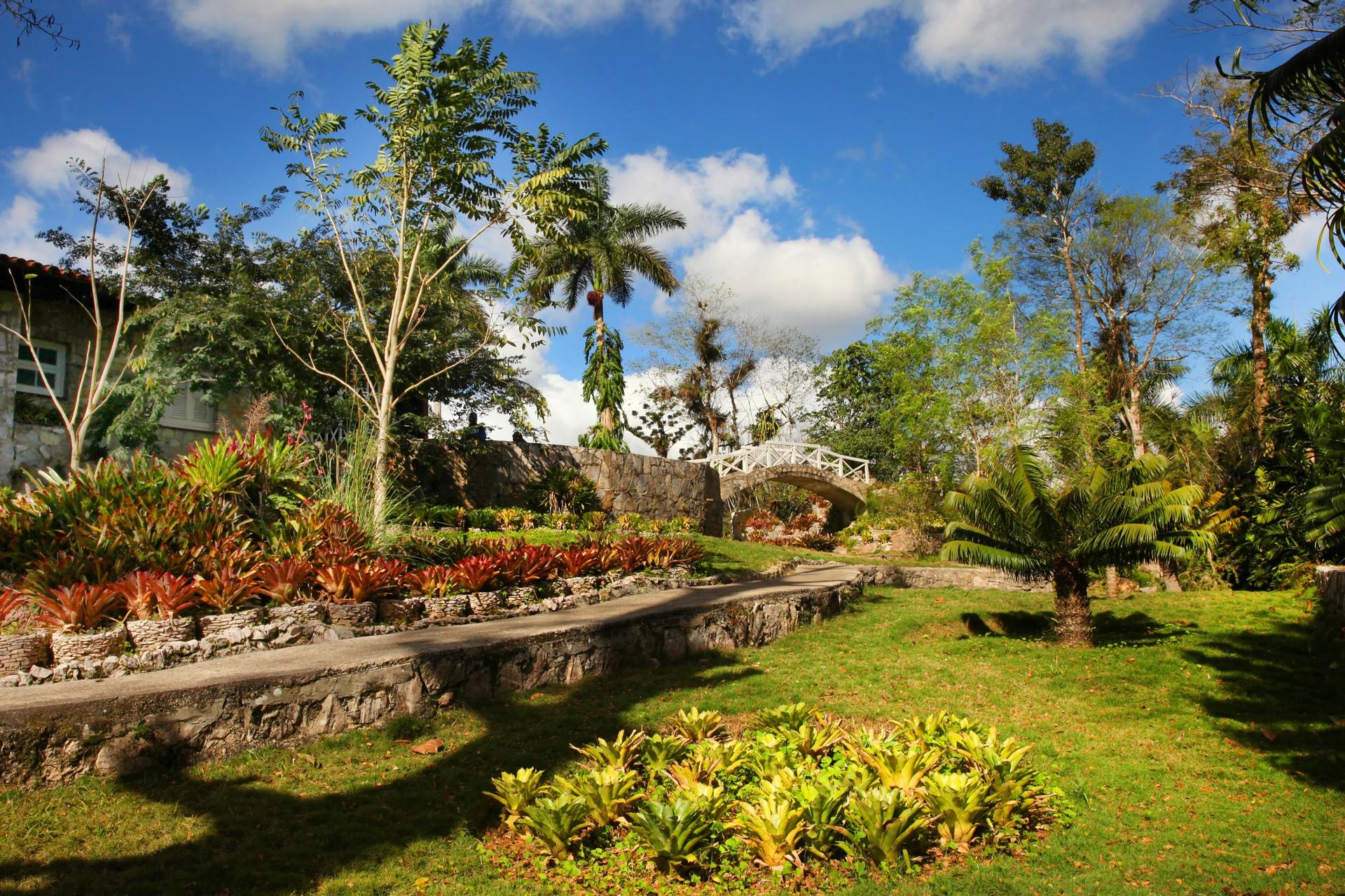 The Soroa Orchid Botanical Garden in Cuba