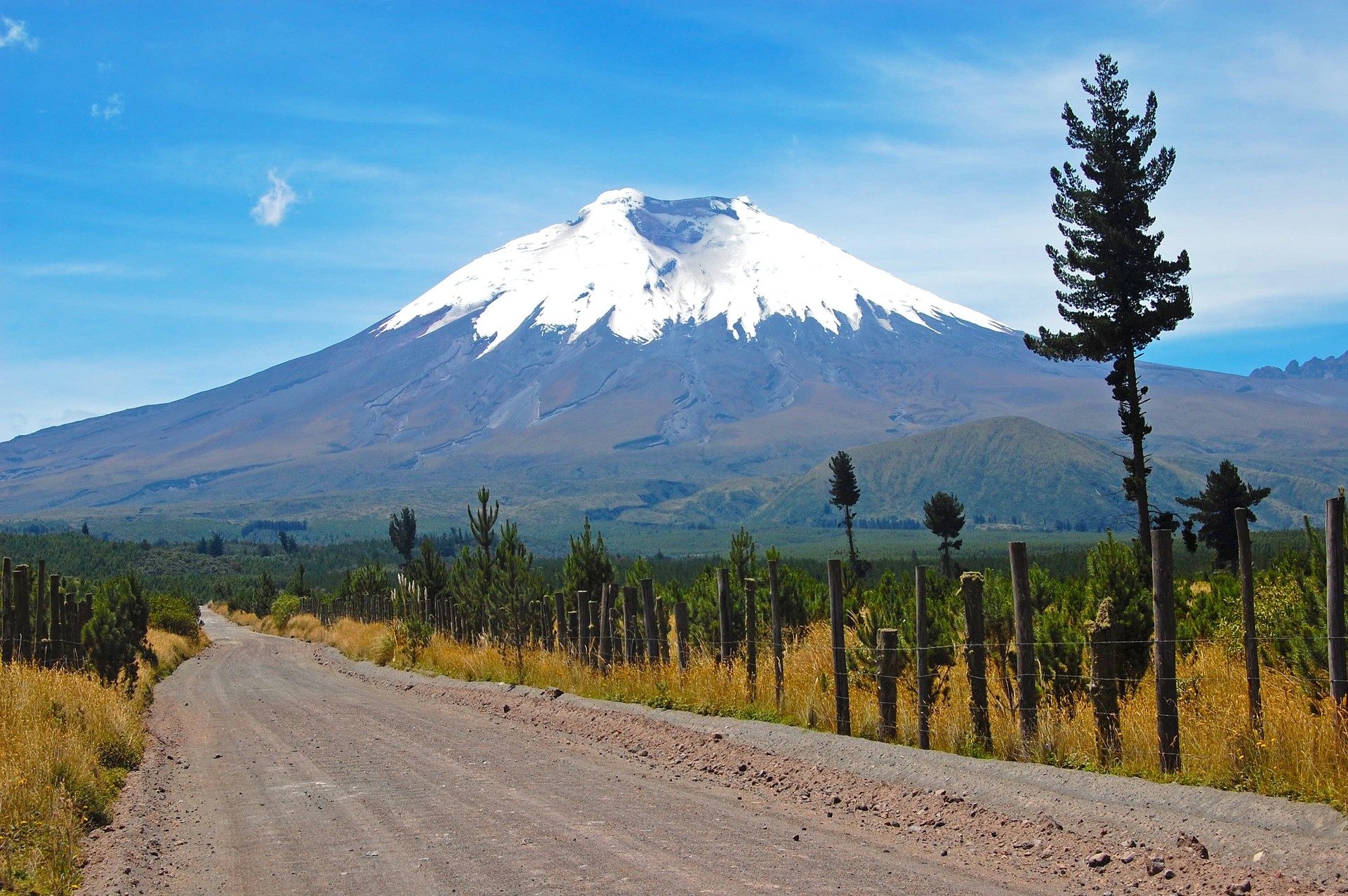 Best of both worlds: Cotopaxi National Park
