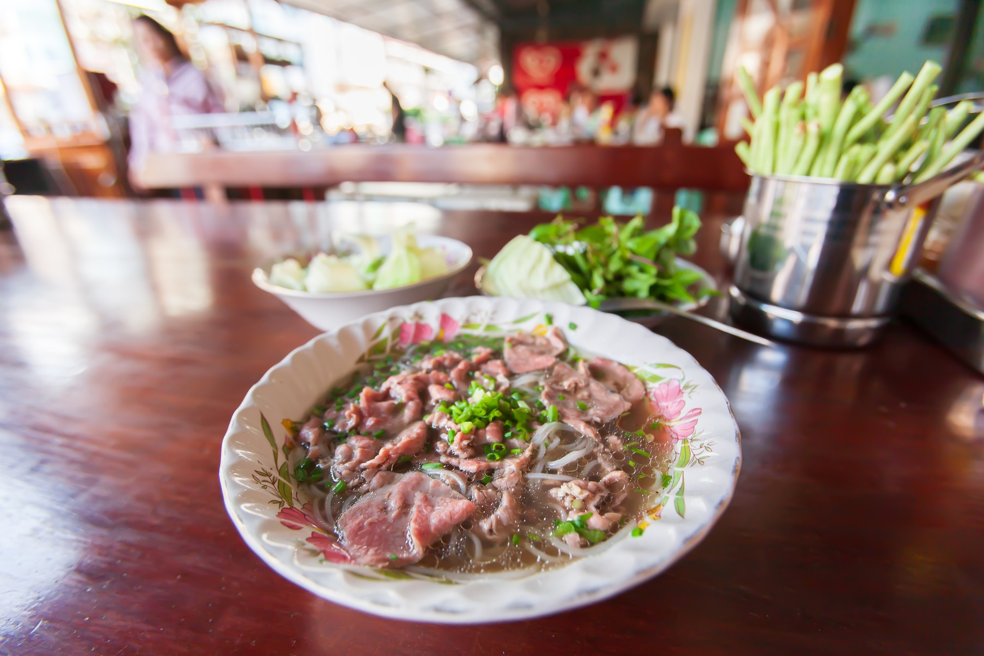 What to eat in Vientiane: Pho