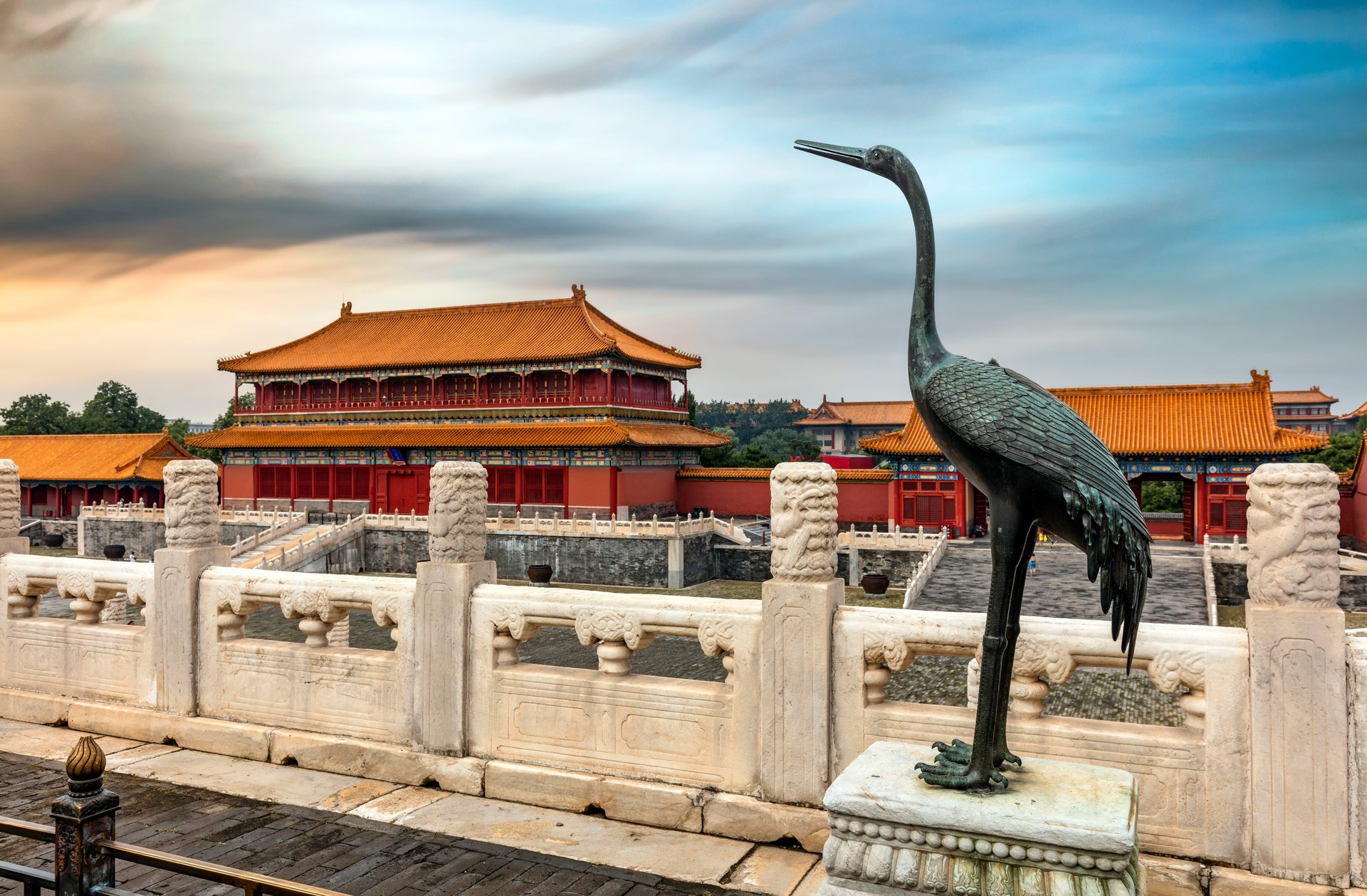 Beijing's Forbidden City in China