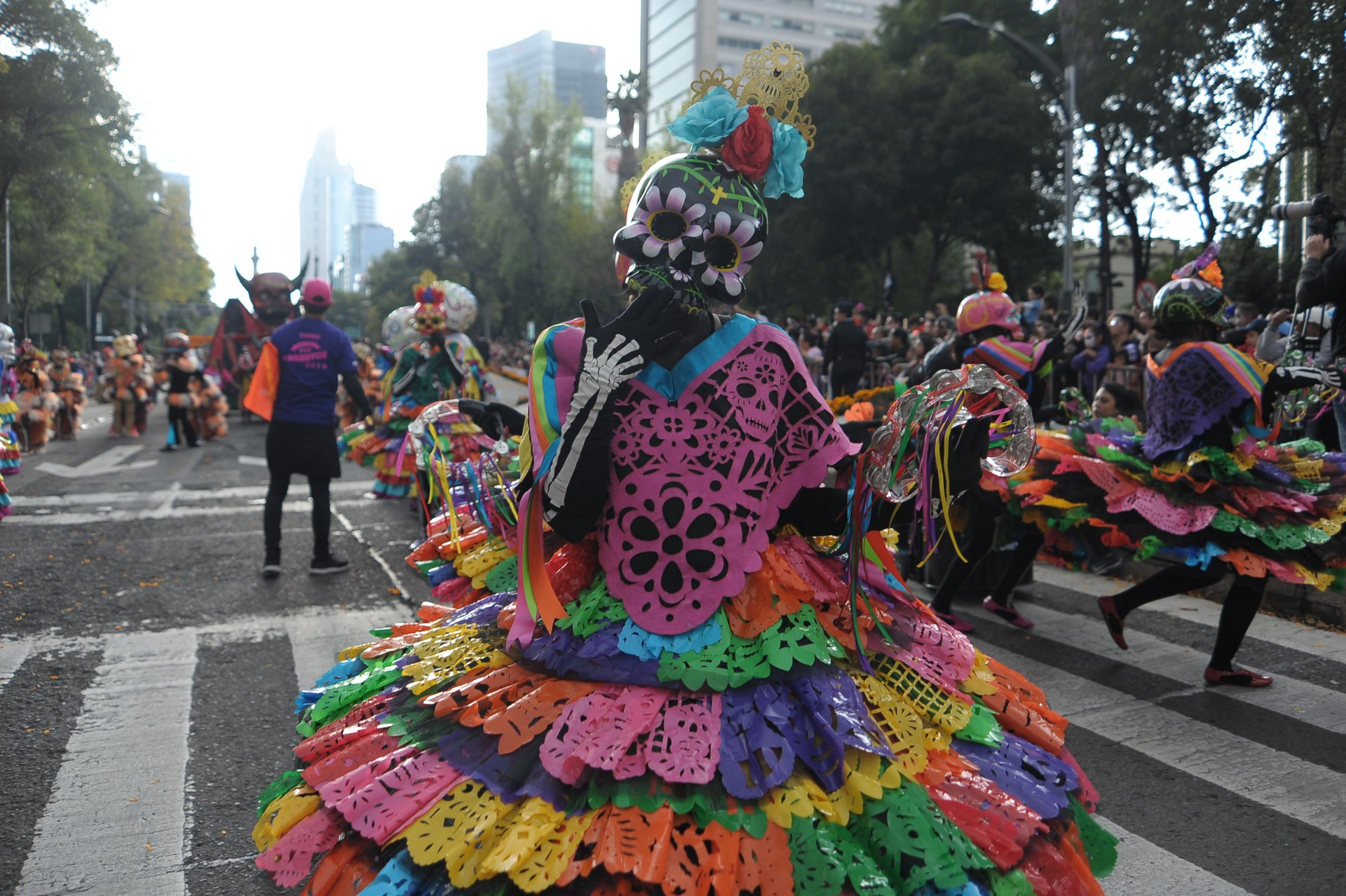 How to experience Mexico's famous Day of the Dead: Mexico City Parade
