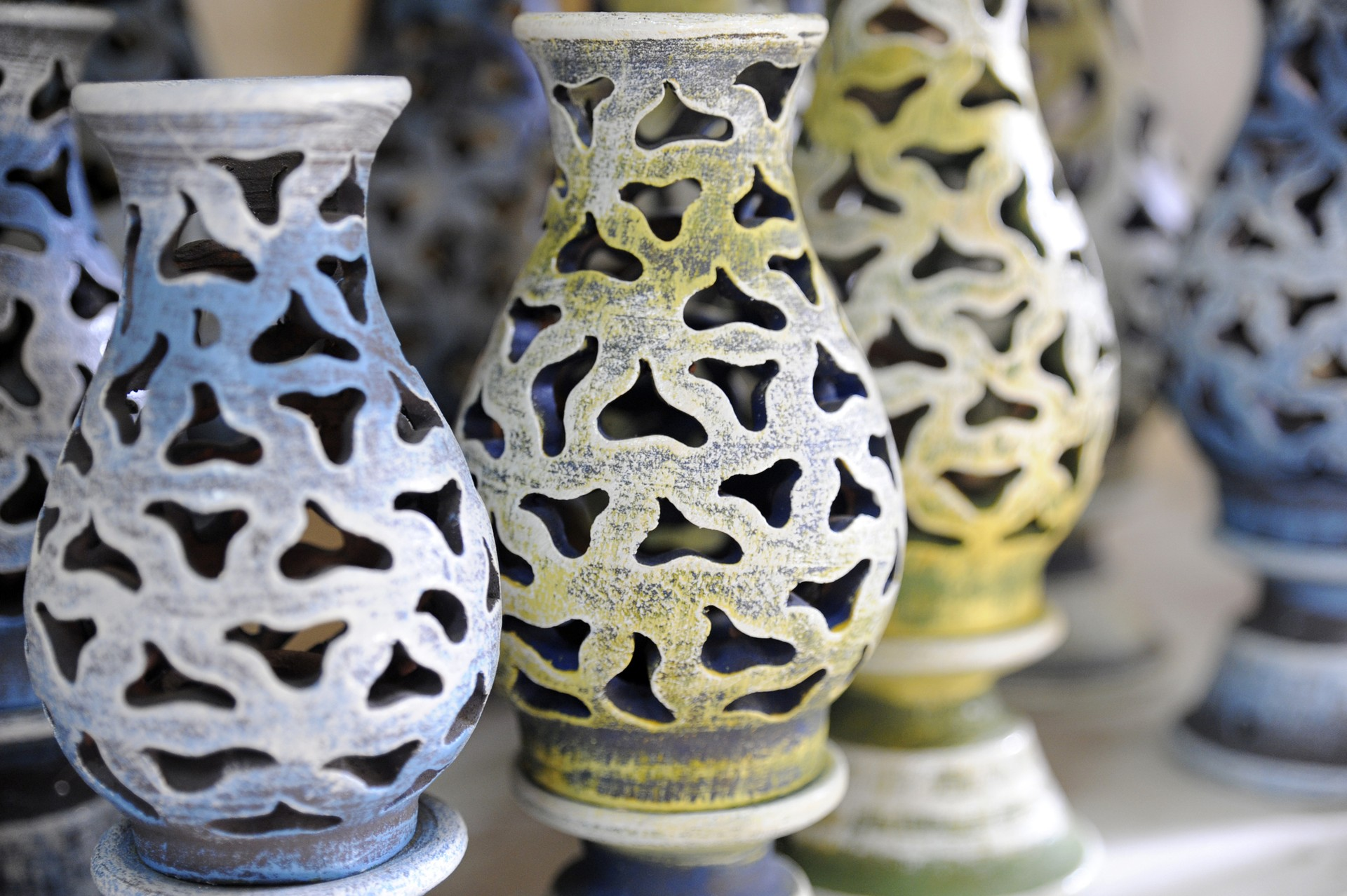 Try a pottery class in Trinidad and take home a souvenir