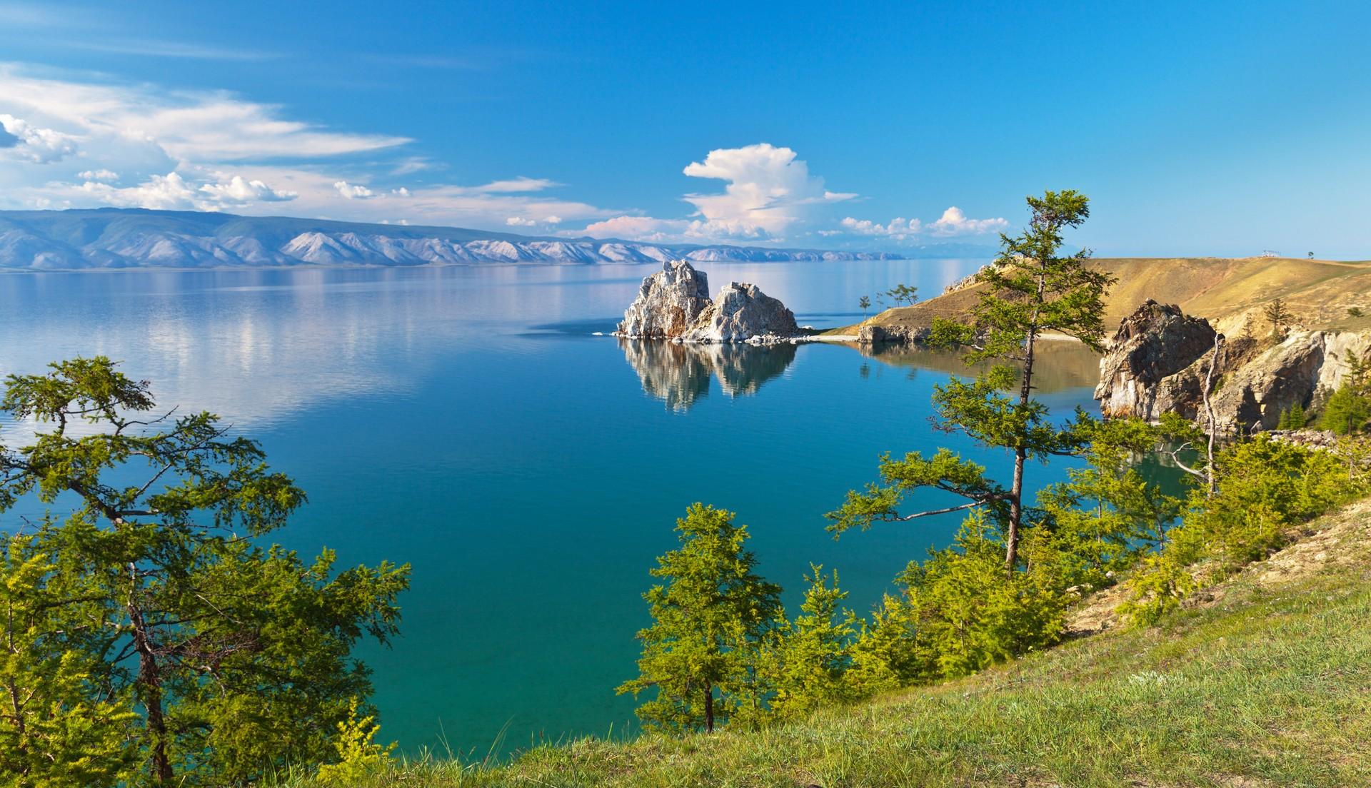 Top 10 scenic journeys: Lake Baikal