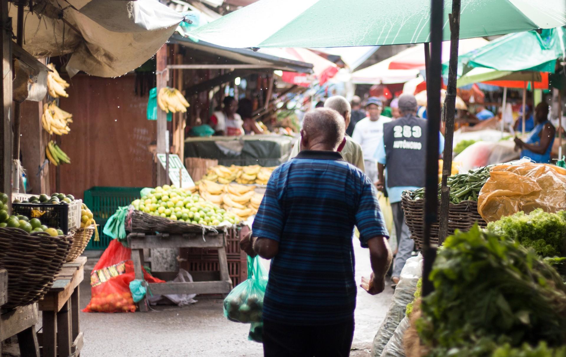 World's msot marvellous markets: Sao Japquim Market