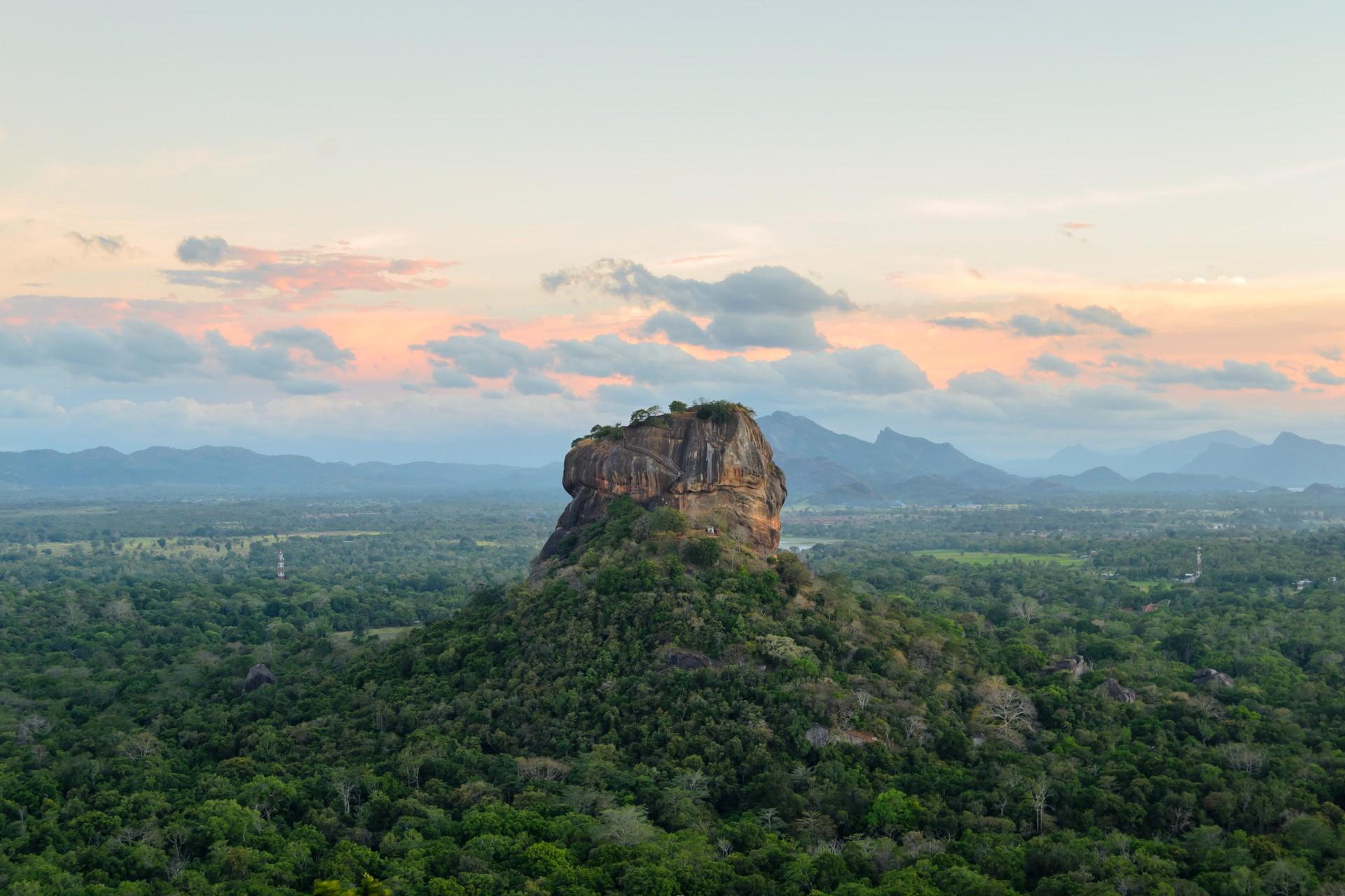 Ultimate holiday destination: Sigiriya Rock